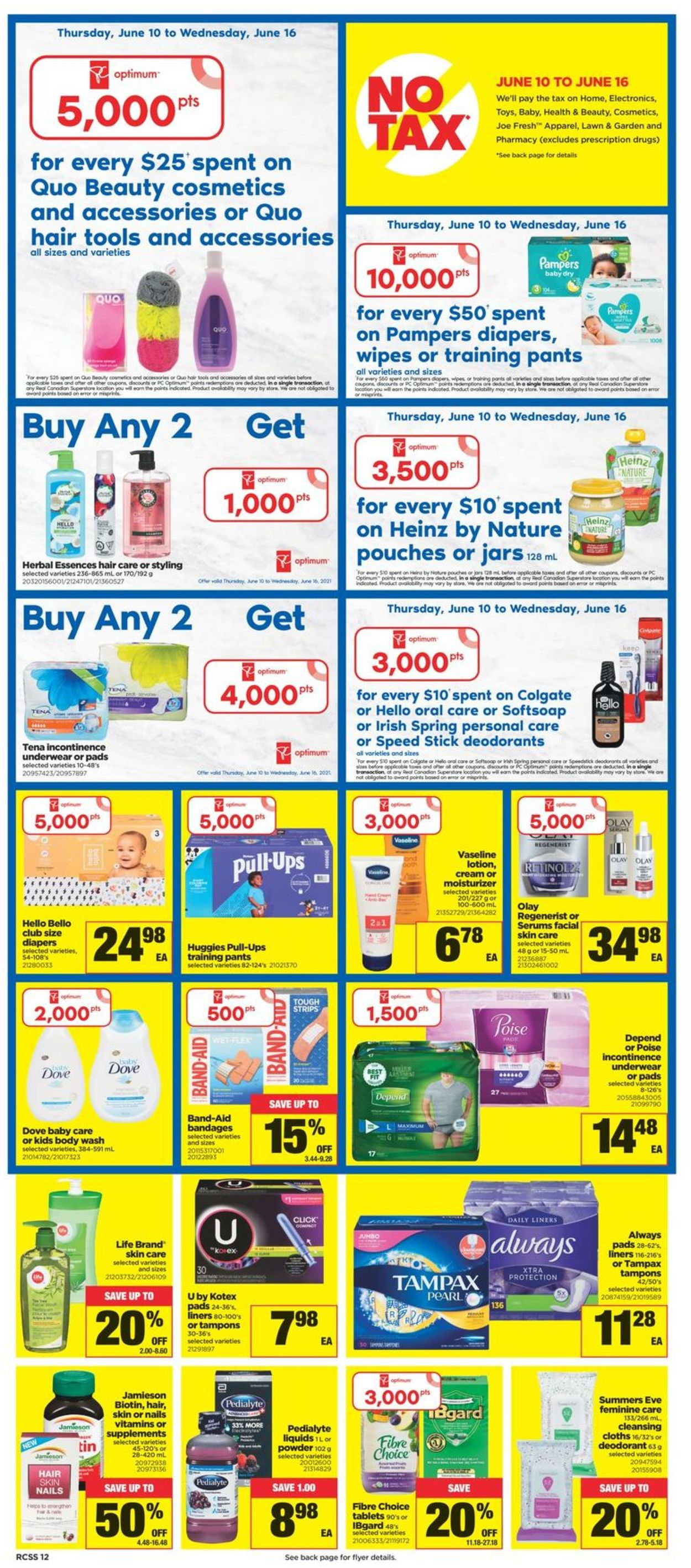 Real Canadian Superstore Flyer - 06/10-06/16/2021 (Page 14)