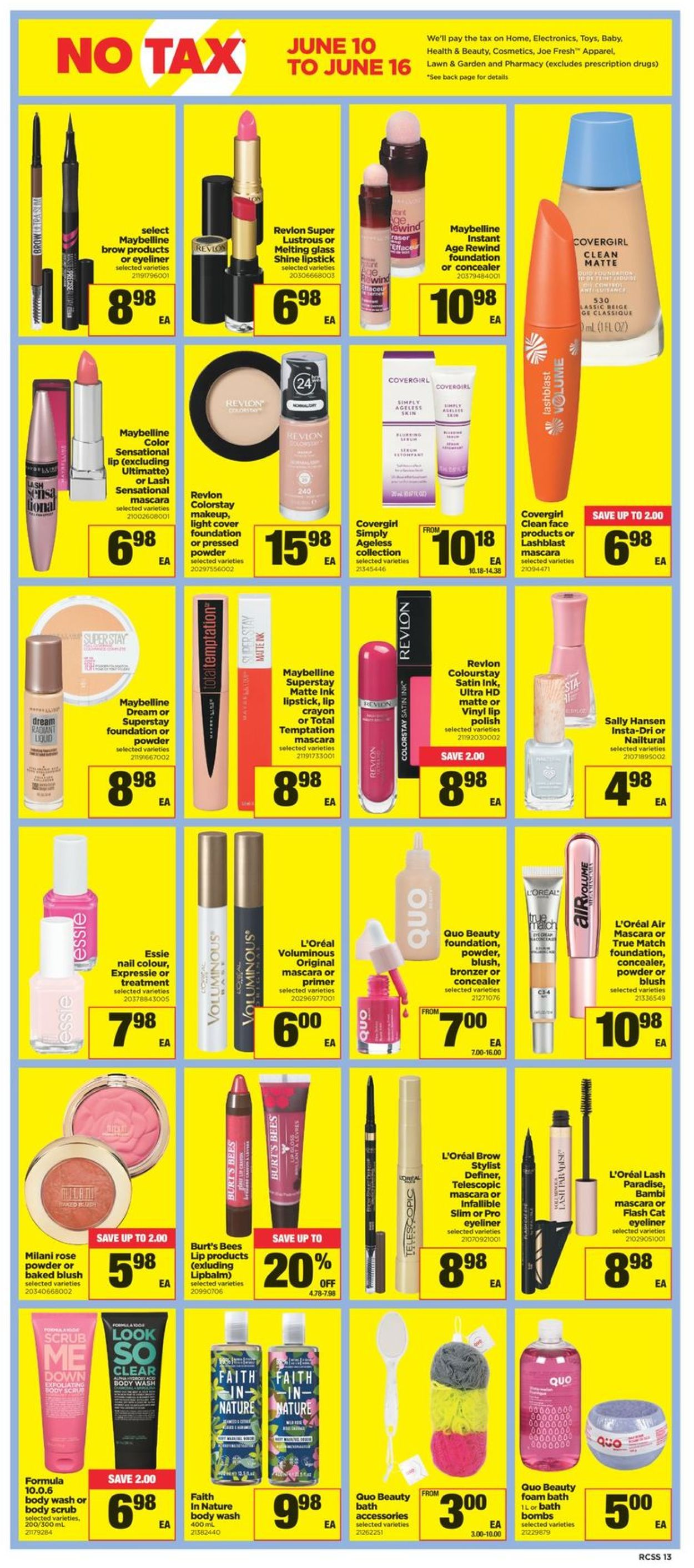 Real Canadian Superstore Flyer - 06/10-06/16/2021 (Page 15)