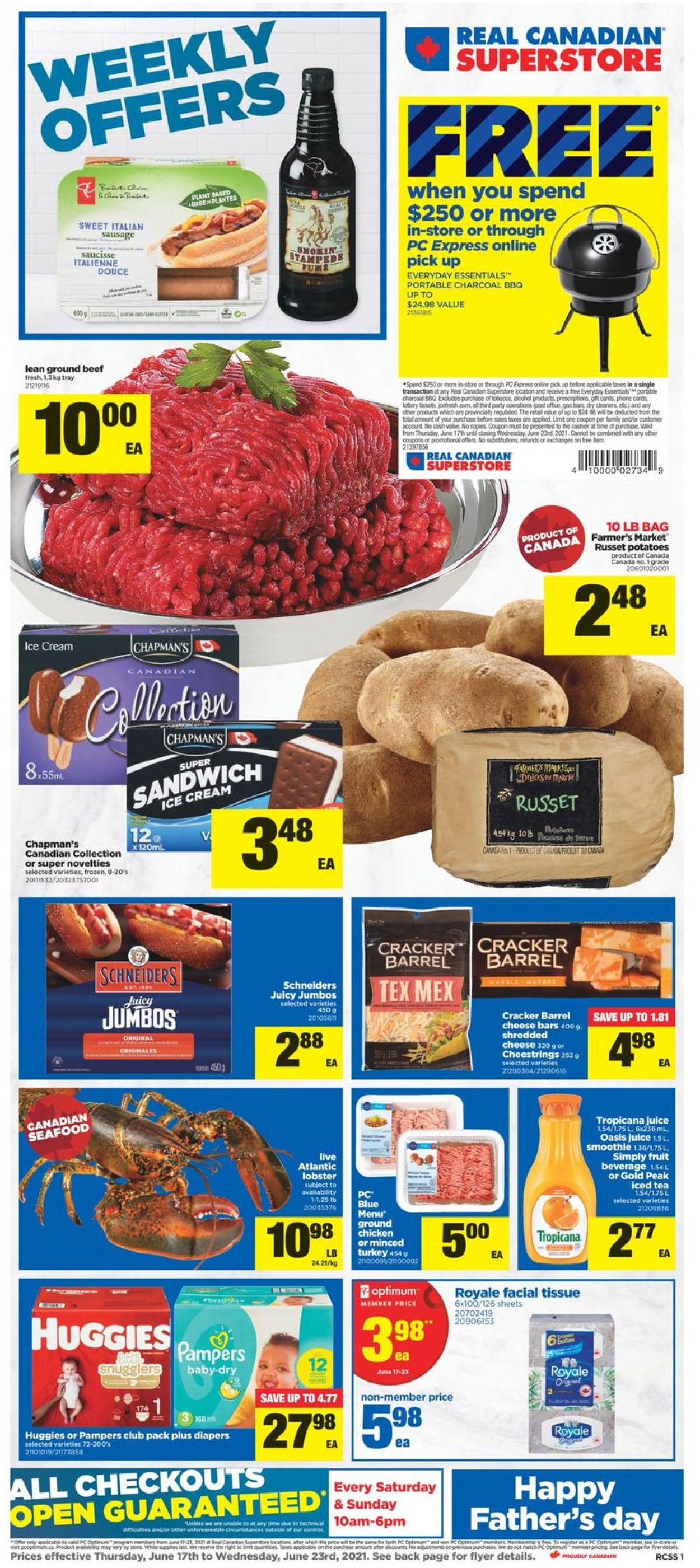 Real Canadian Superstore Flyer - 06/17-06/23/2021