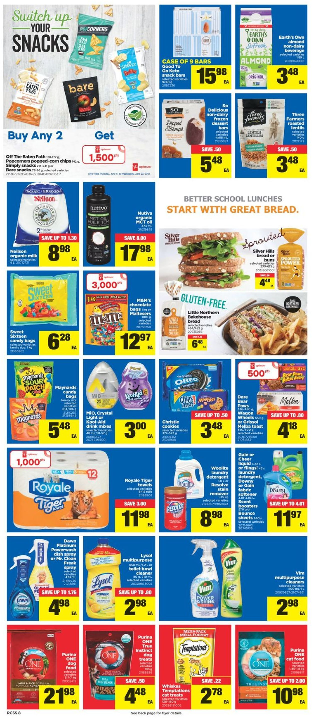 Real Canadian Superstore Flyer - 06/17-06/23/2021 (Page 8)