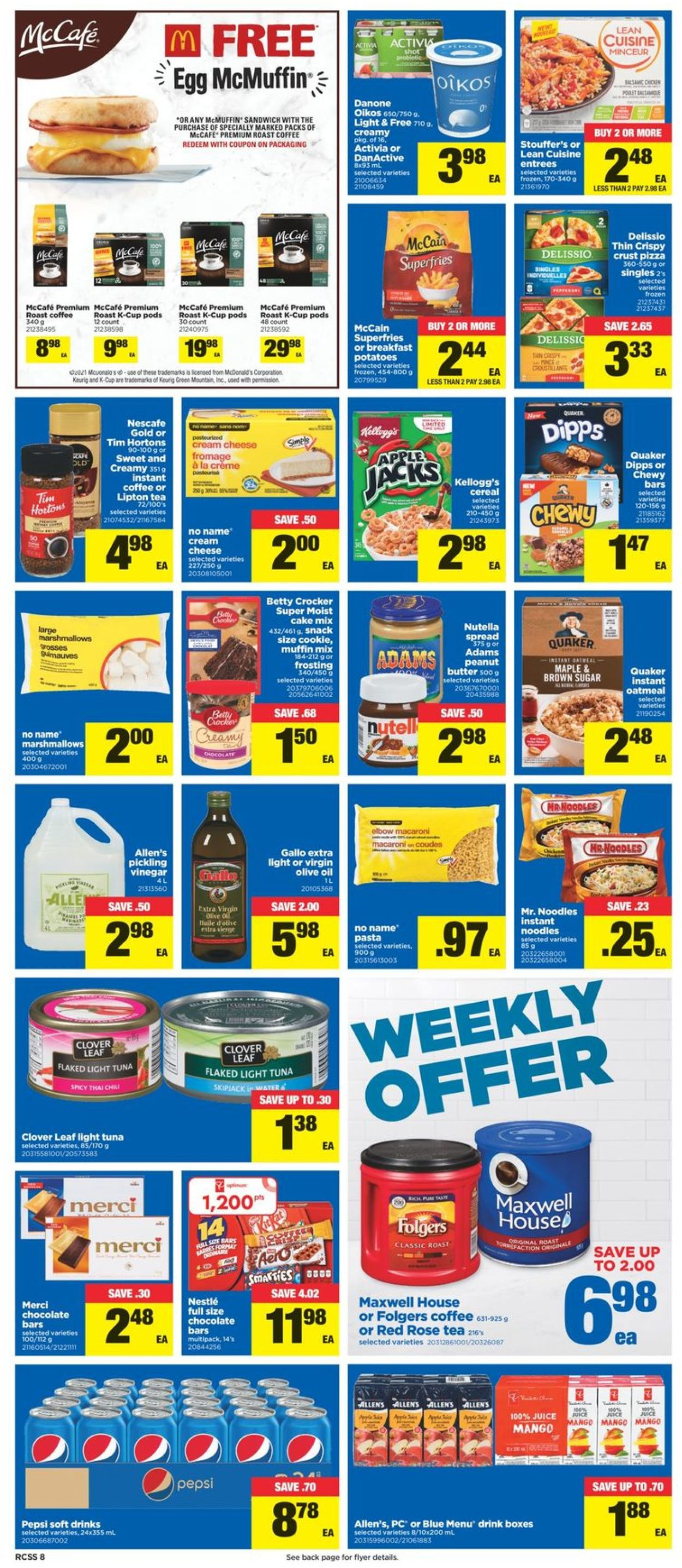 Real Canadian Superstore Flyer - 06/24-06/30/2021 (Page 8)