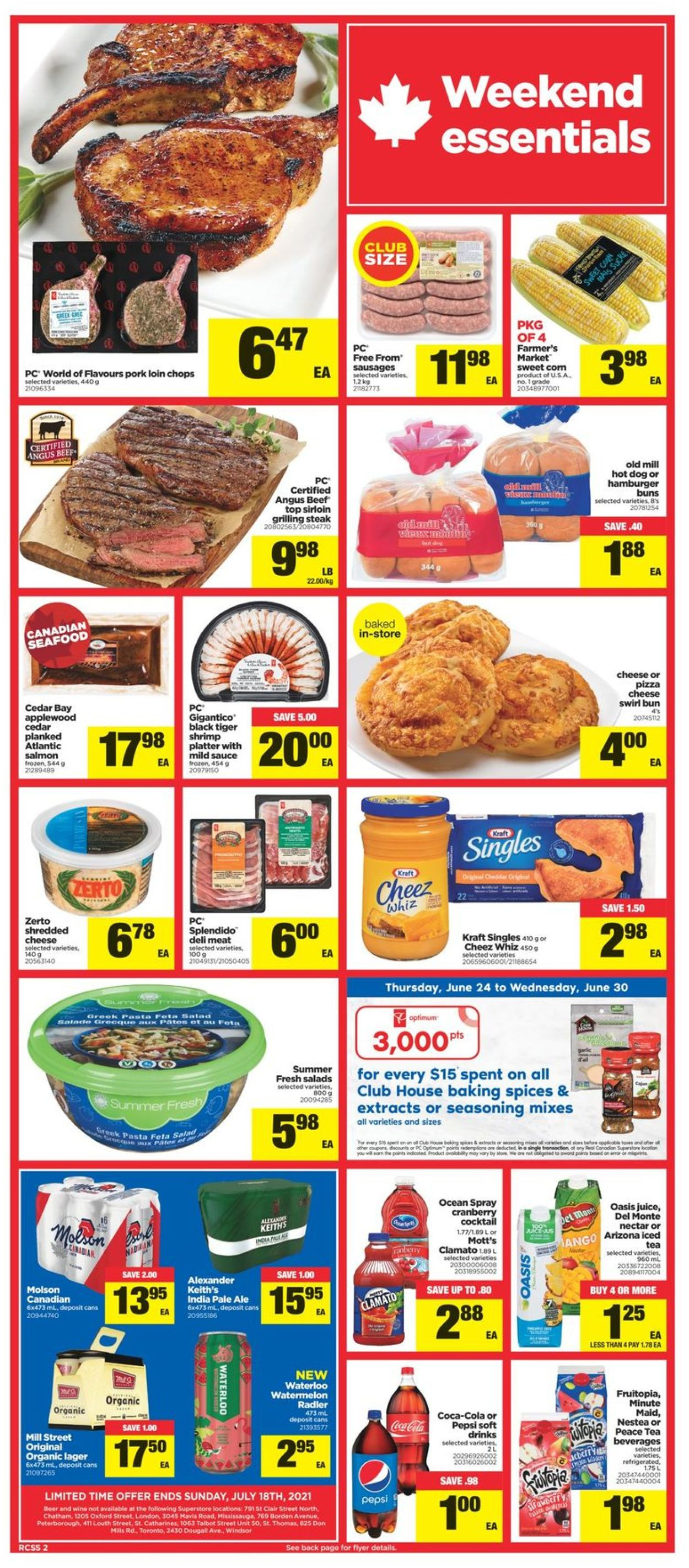 Real Canadian Superstore Flyer - 06/24-06/30/2021 (Page 2)