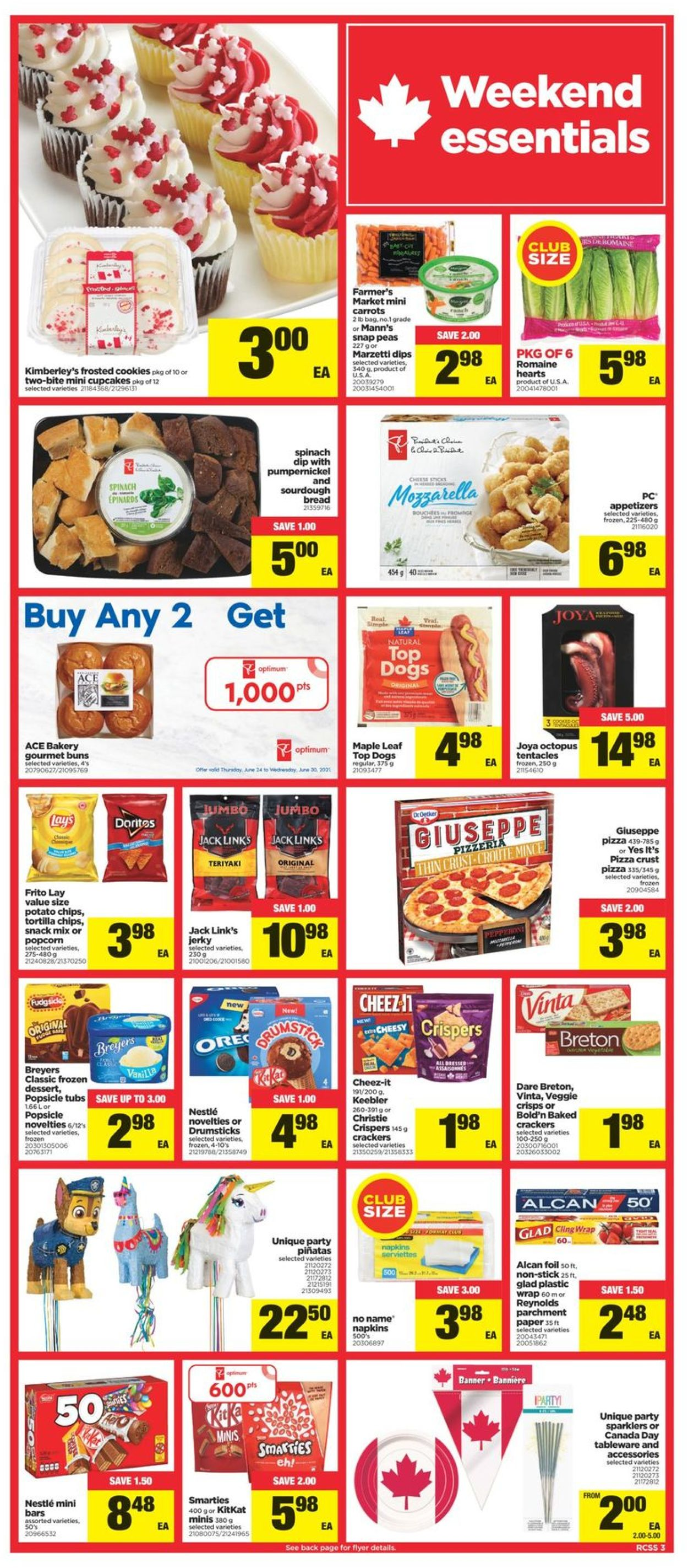 Real Canadian Superstore Flyer - 06/24-06/30/2021 (Page 3)