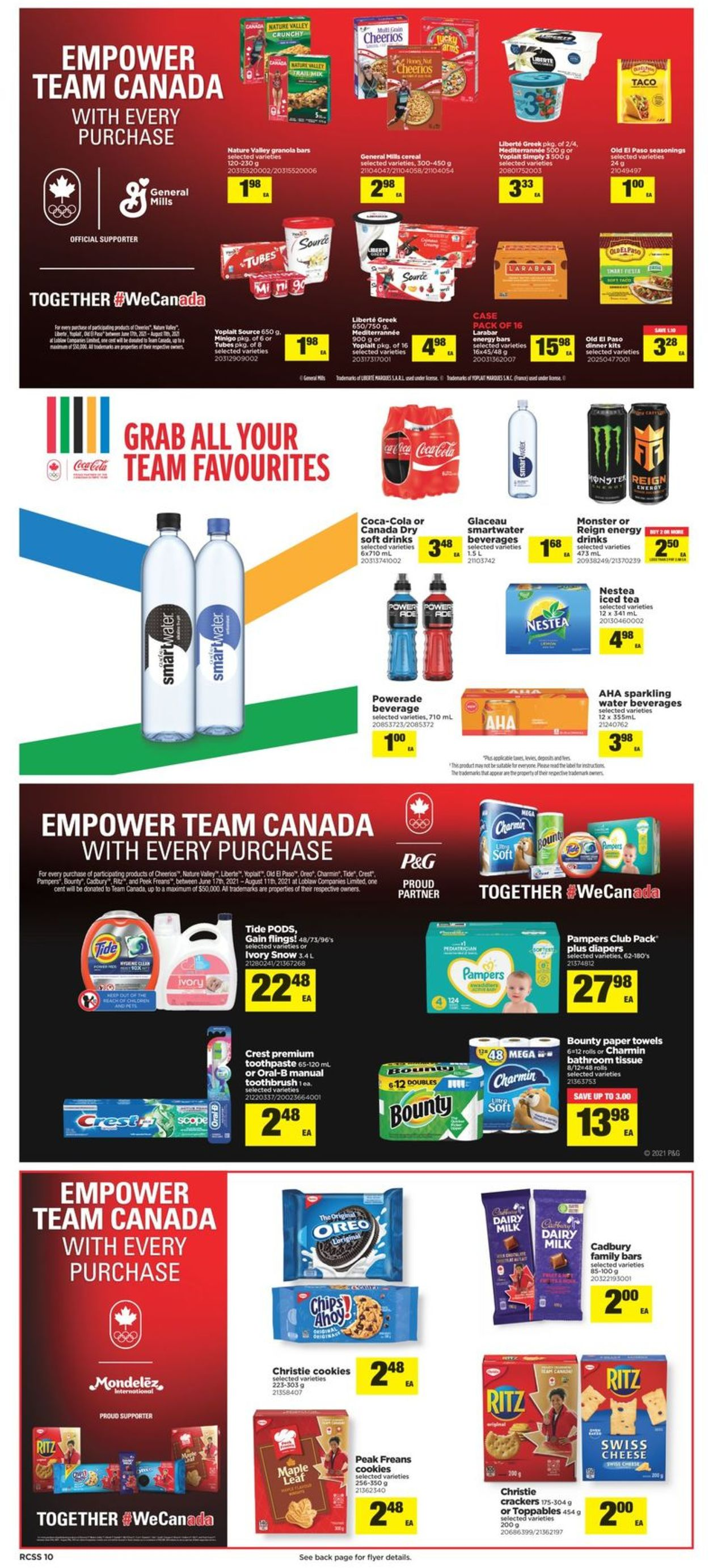 Real Canadian Superstore Flyer - 06/24-06/30/2021 (Page 10)