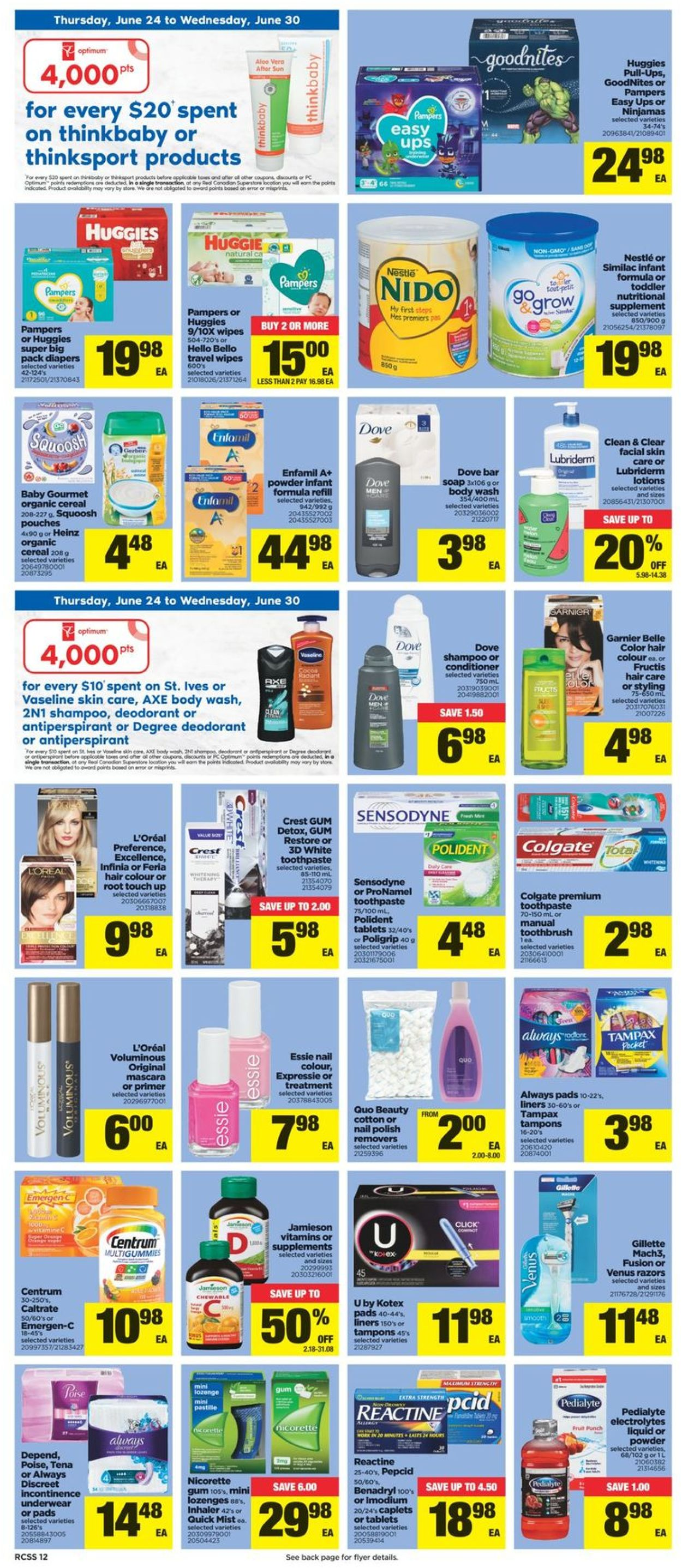 Real Canadian Superstore Flyer - 06/24-06/30/2021 (Page 12)