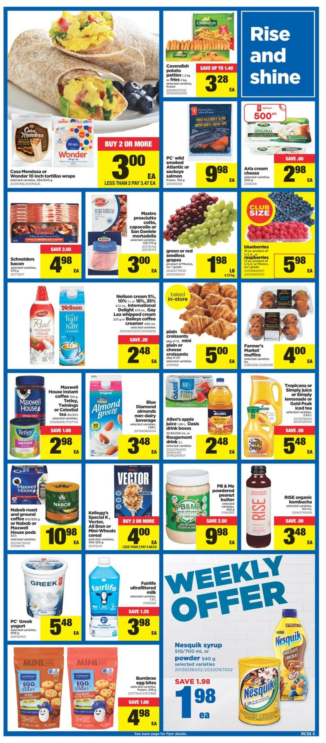 Real Canadian Superstore Flyer - 06/30-07/07/2021 (Page 5)