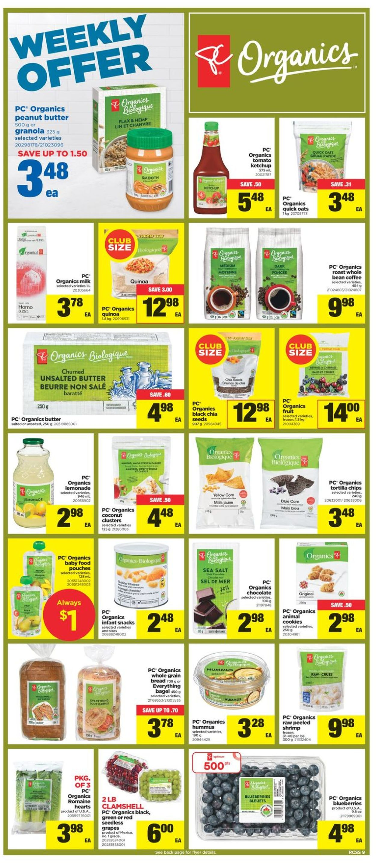 Real Canadian Superstore Flyer - 07/08-07/14/2021 (Page 9)