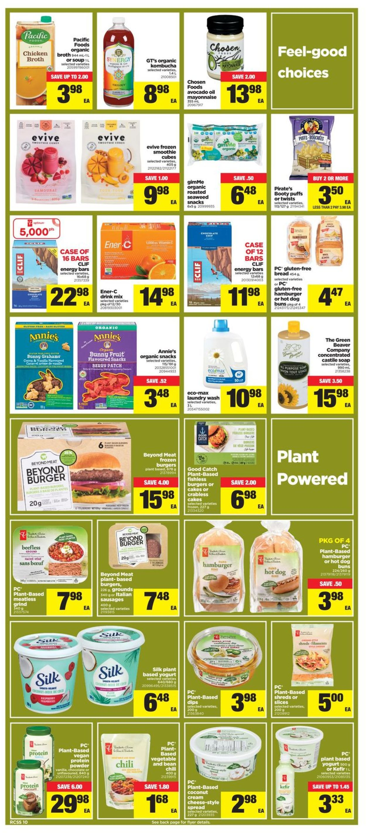 Real Canadian Superstore Flyer - 07/08-07/14/2021 (Page 10)