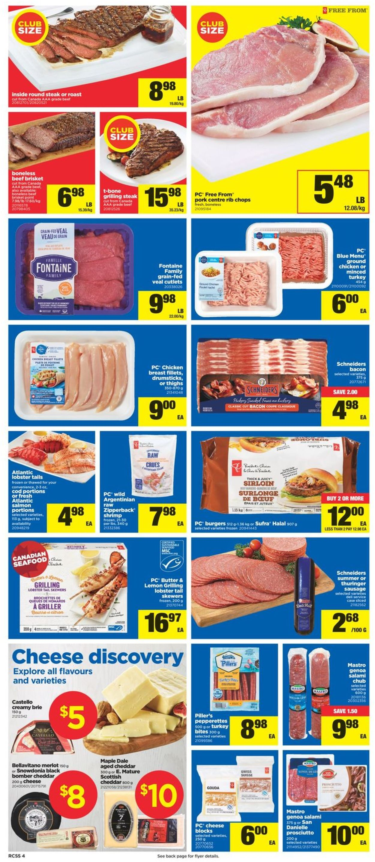 Real Canadian Superstore Flyer - 07/15-07/21/2021 (Page 4)