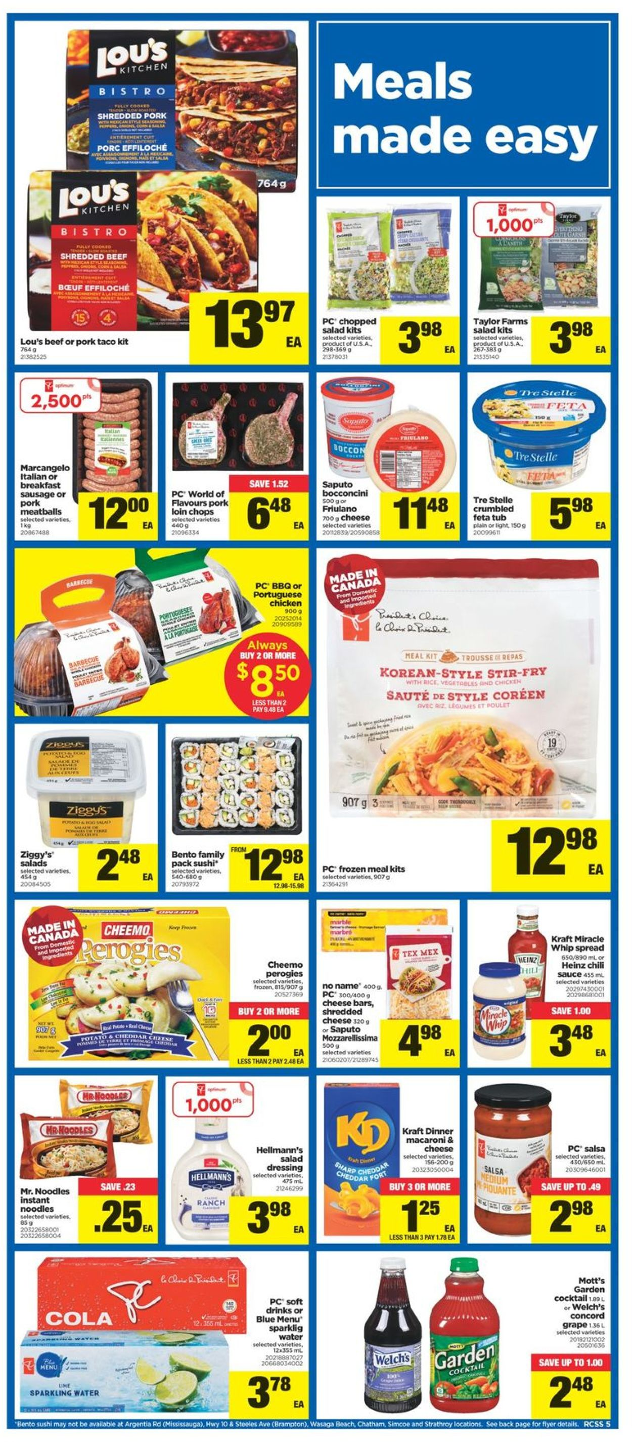 Real Canadian Superstore Flyer - 07/15-07/21/2021 (Page 5)