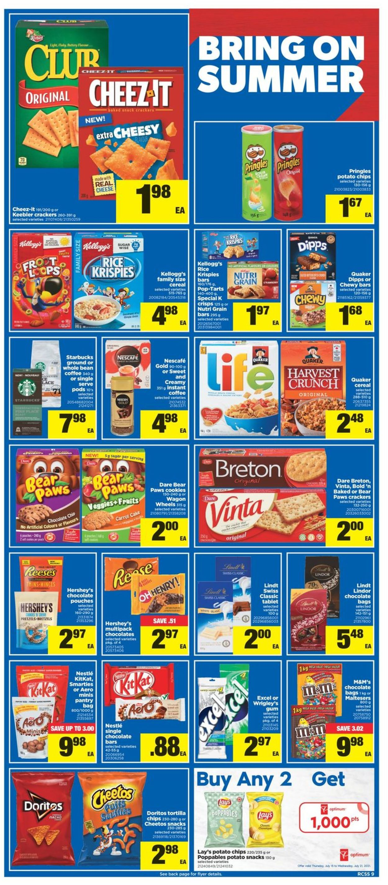 Real Canadian Superstore Flyer - 07/15-07/21/2021 (Page 9)