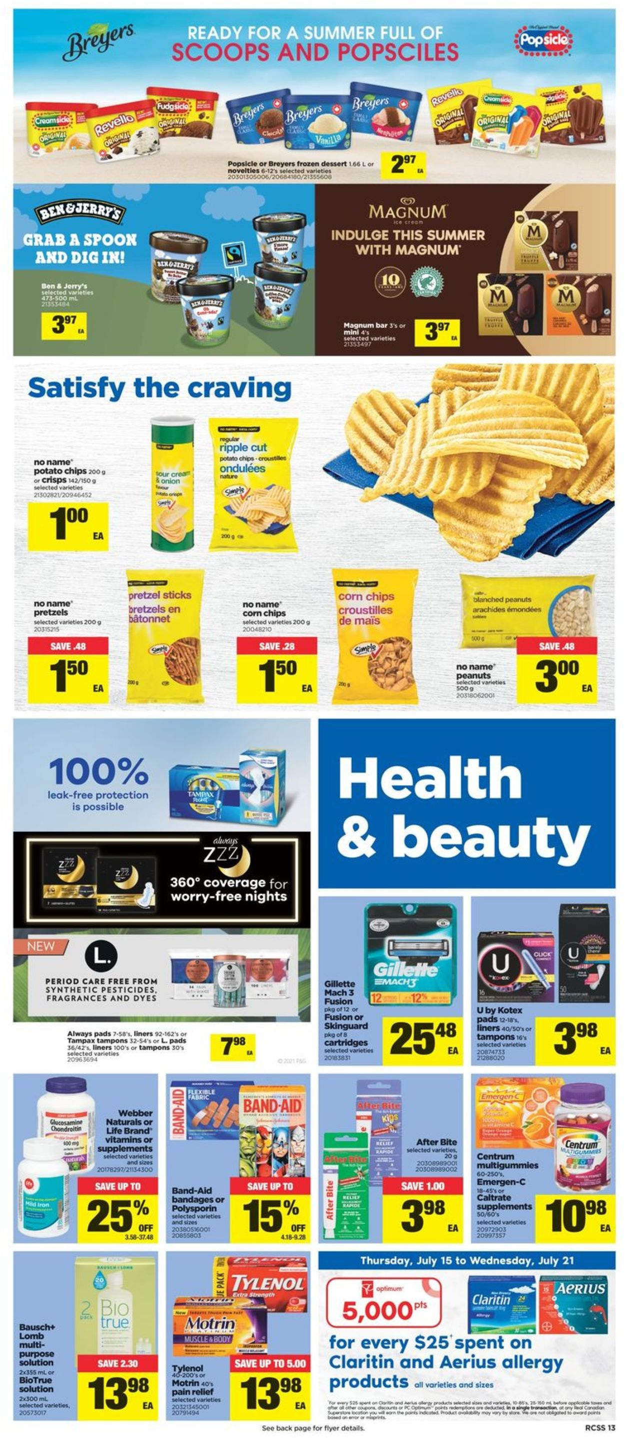 Real Canadian Superstore Flyer - 07/15-07/21/2021 (Page 13)