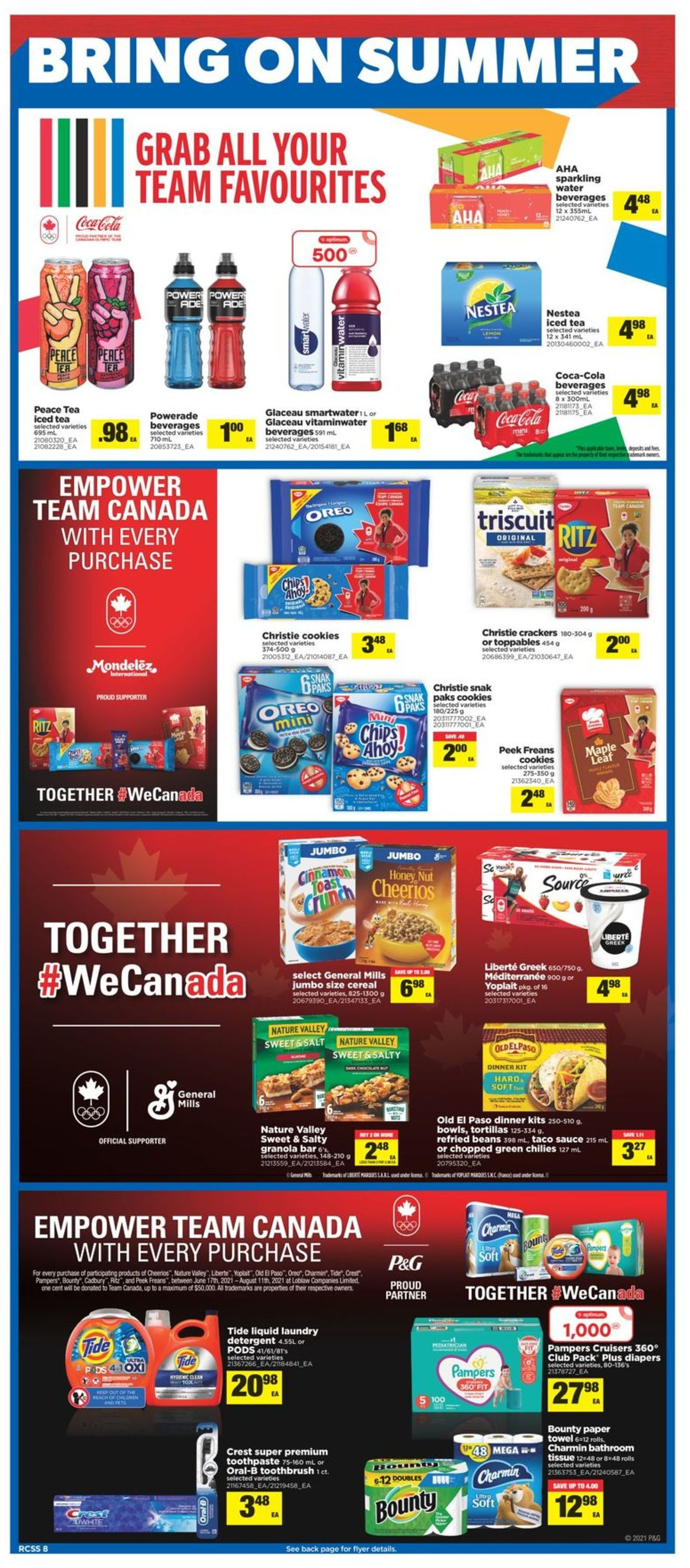 Real Canadian Superstore Flyer - 07/22-07/28/2021 (Page 8)