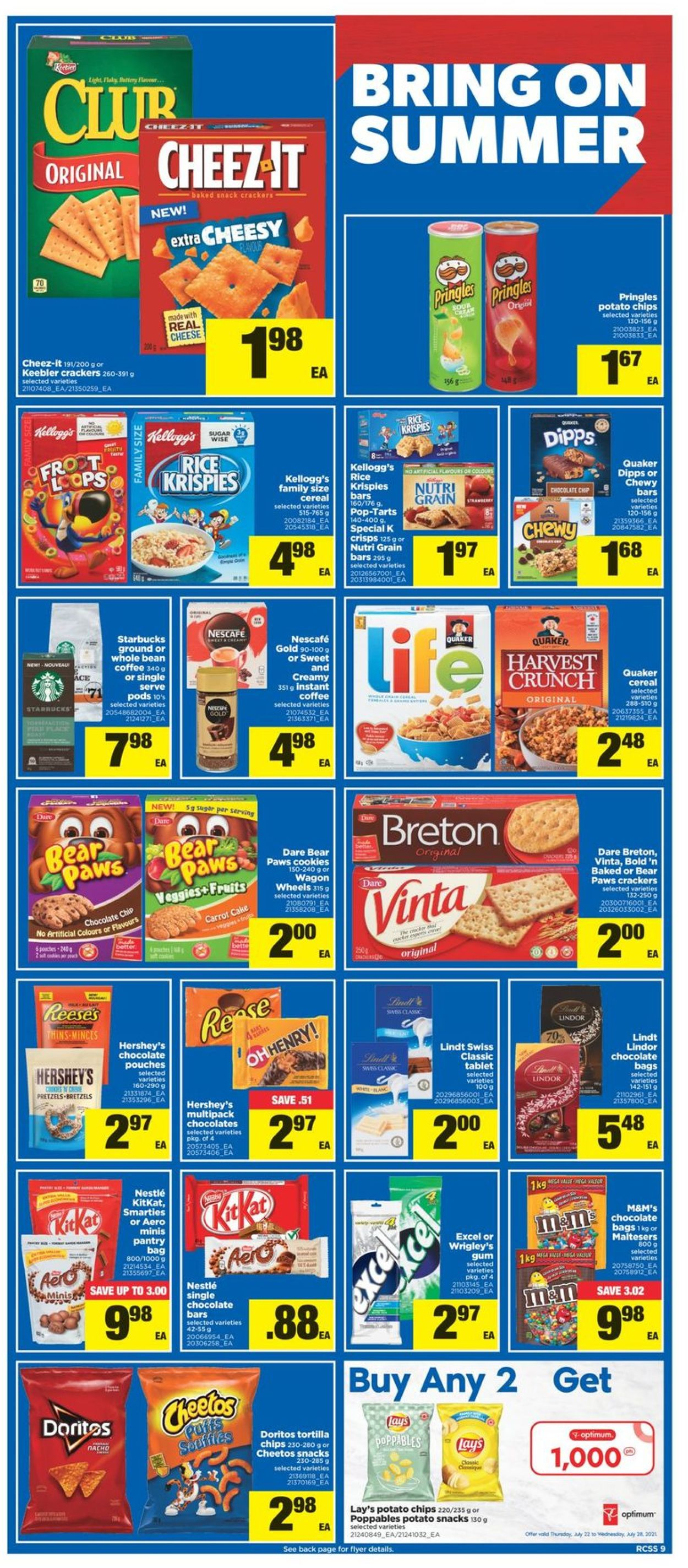 Real Canadian Superstore Flyer - 07/22-07/28/2021 (Page 9)