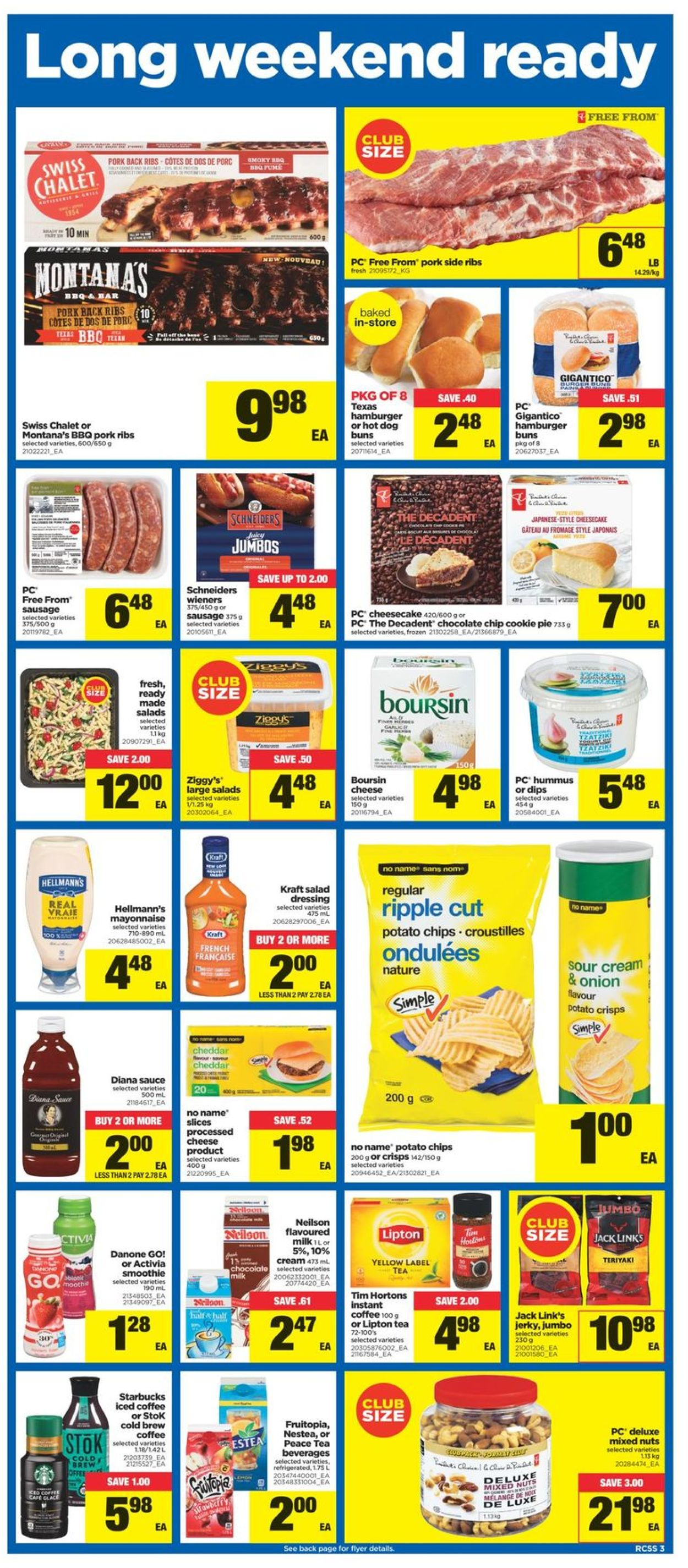 Real Canadian Superstore Flyer - 07/29-08/04/2021 (Page 3)