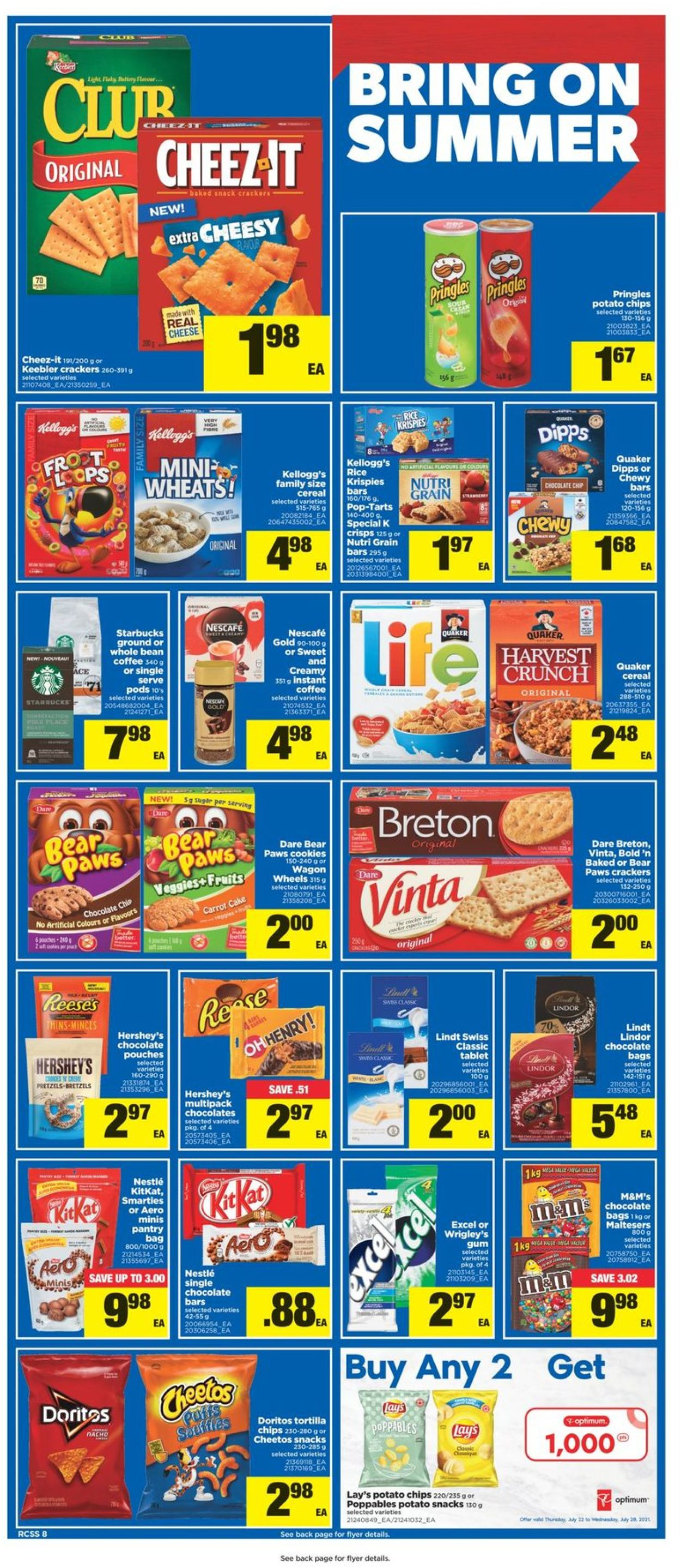 Real Canadian Superstore Flyer - 07/29-08/04/2021 (Page 8)