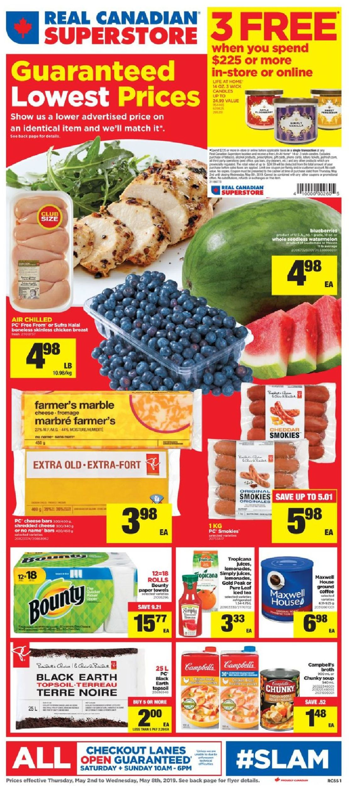 Real Canadian Superstore Flyer - 05/02-05/08/2019