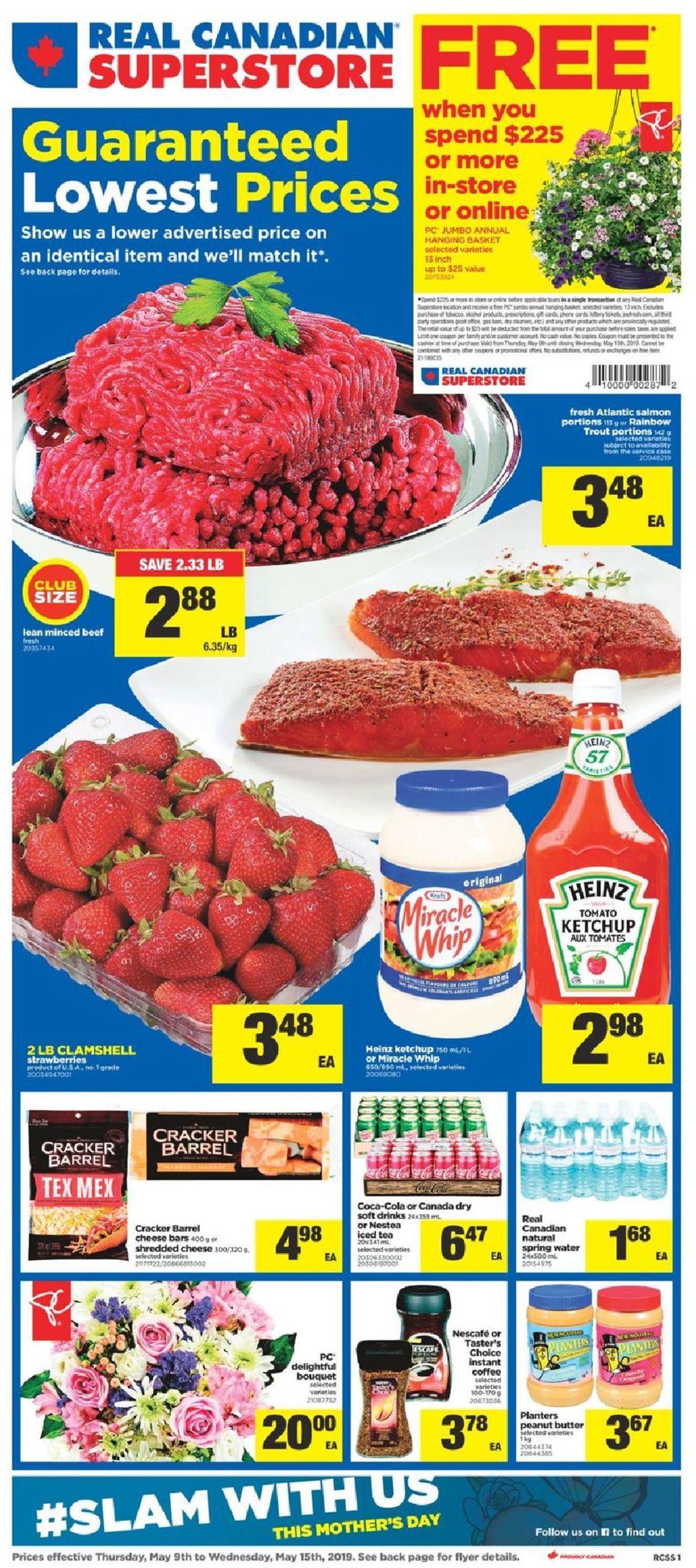 Real Canadian Superstore Flyer - 05/09-05/15/2019