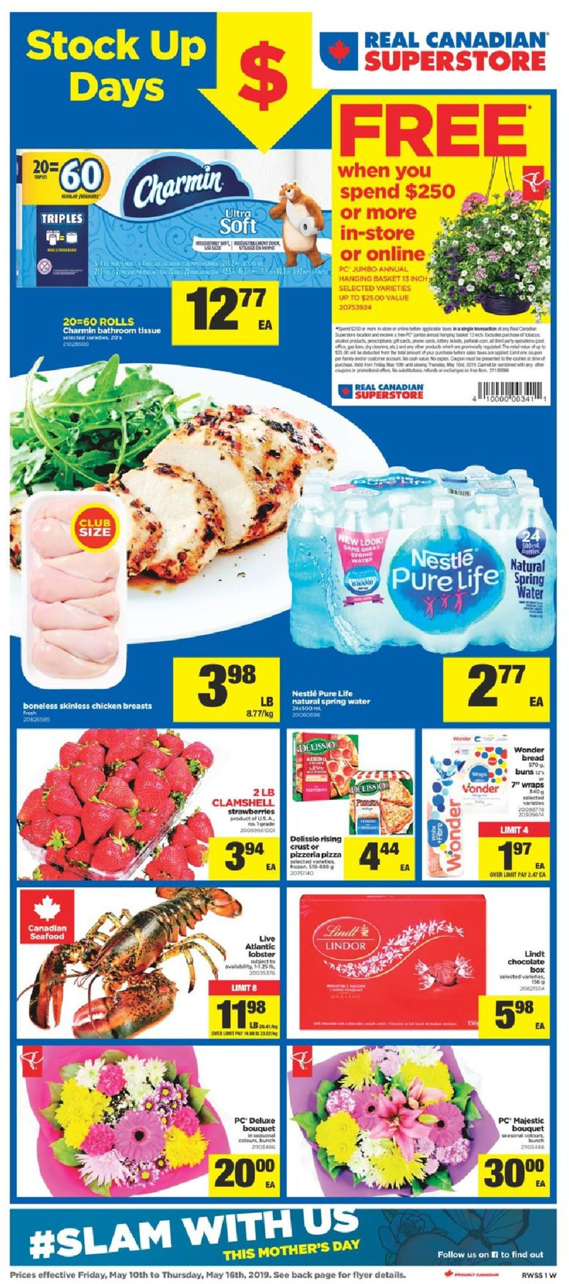 Real Canadian Superstore Flyer - 05/10-05/16/2019