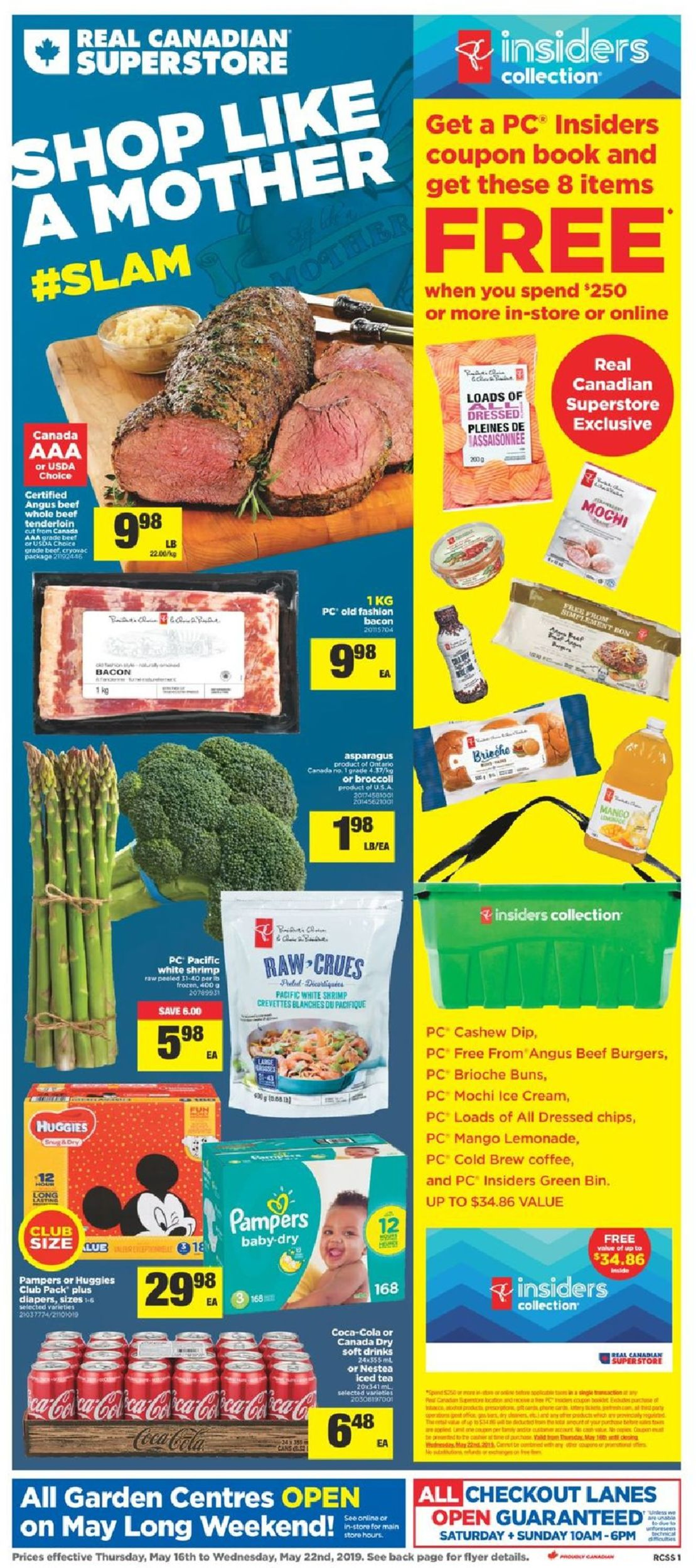 Real Canadian Superstore Flyer - 05/16-05/22/2019