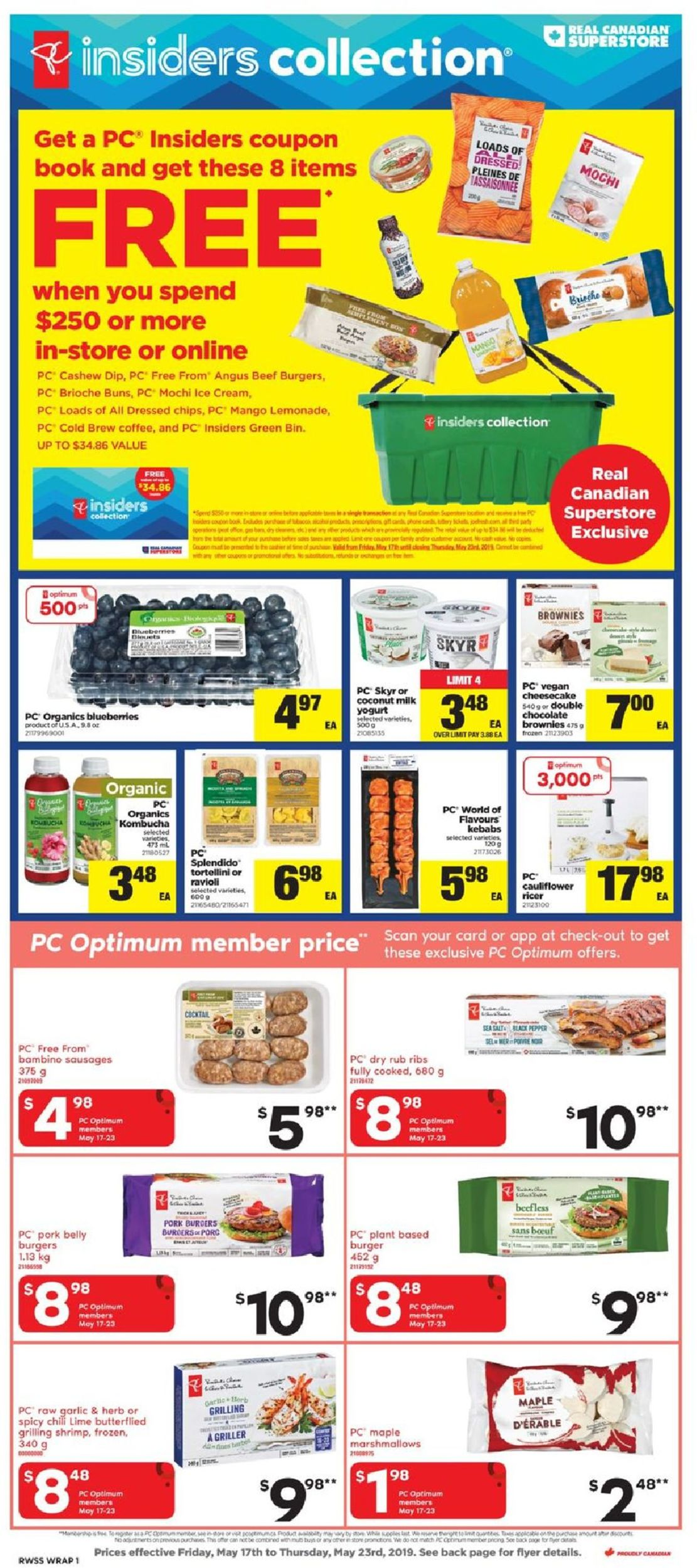 Real Canadian Superstore Flyer - 05/17-05/23/2019