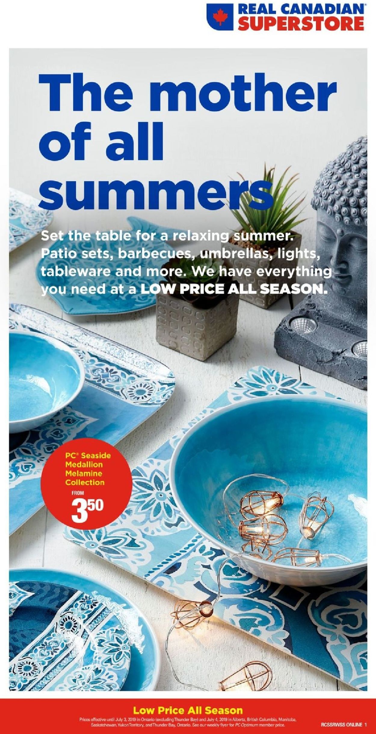 Real Canadian Superstore Flyer - 05/16-07/03/2019