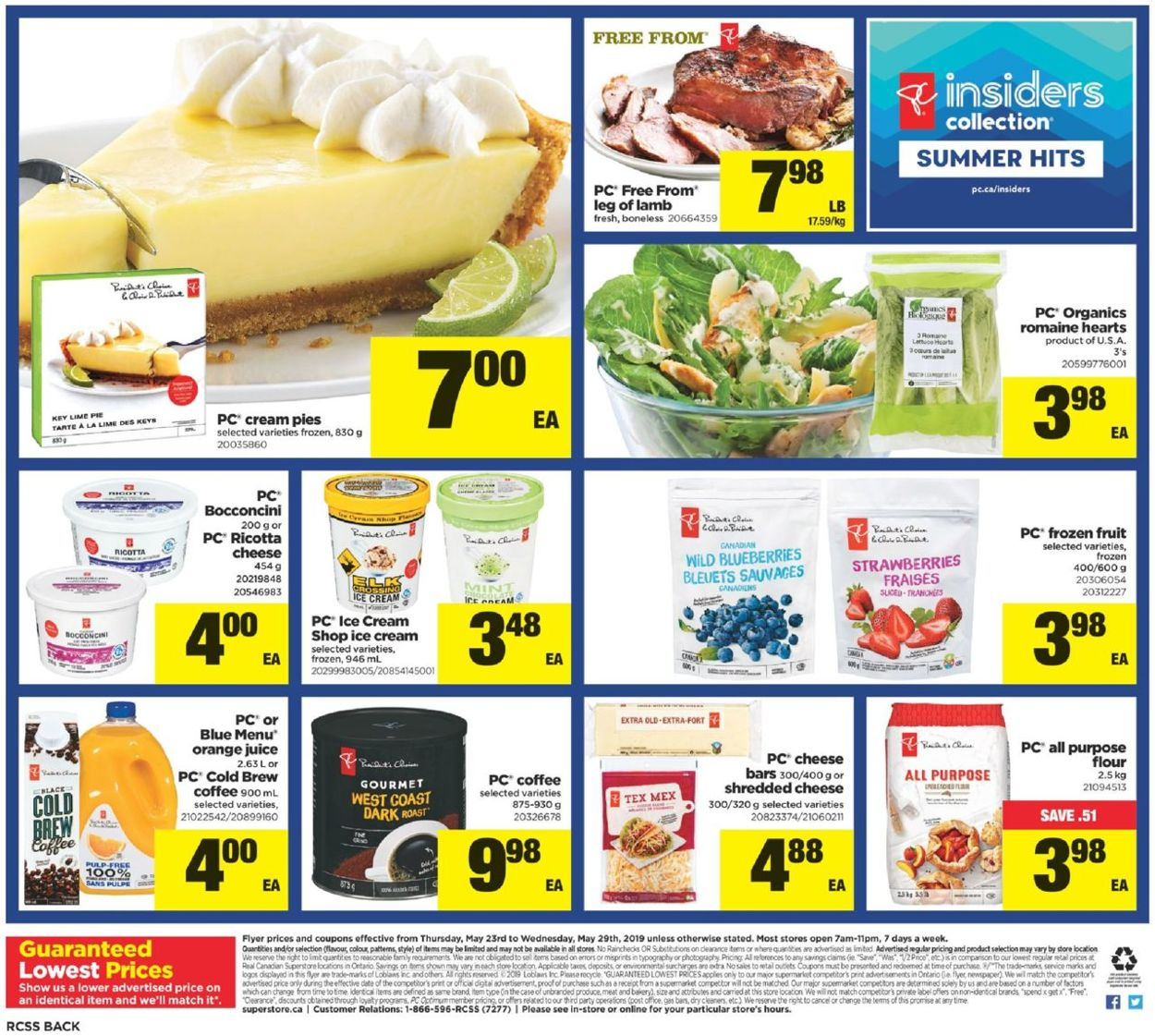 Real Canadian Superstore Flyer - 05/23-05/29/2019 (Page 22)