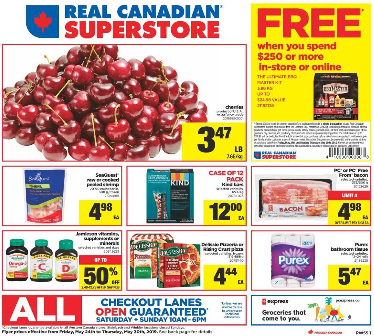Real Canadian Superstore Flyer - 05/24-05/30/2019
