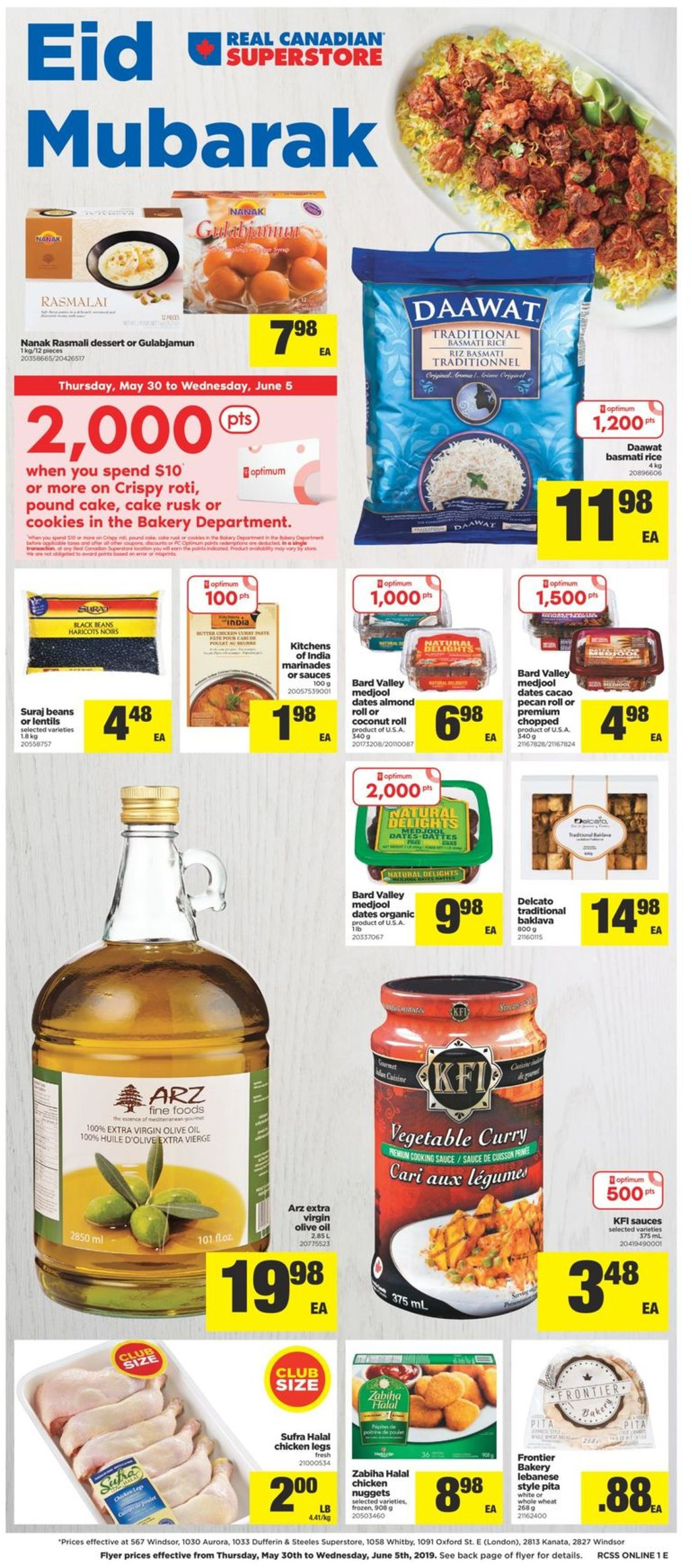 Real Canadian Superstore Flyer - 05/30-06/05/2019