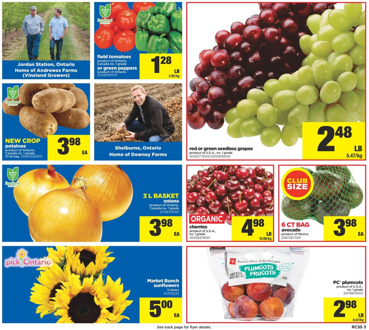 Real Canadian Superstore Flyer - 08/01-08/07/2019 (Page 3)