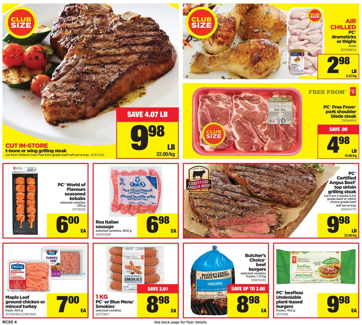 Real Canadian Superstore Flyer - 08/01-08/07/2019 (Page 4)