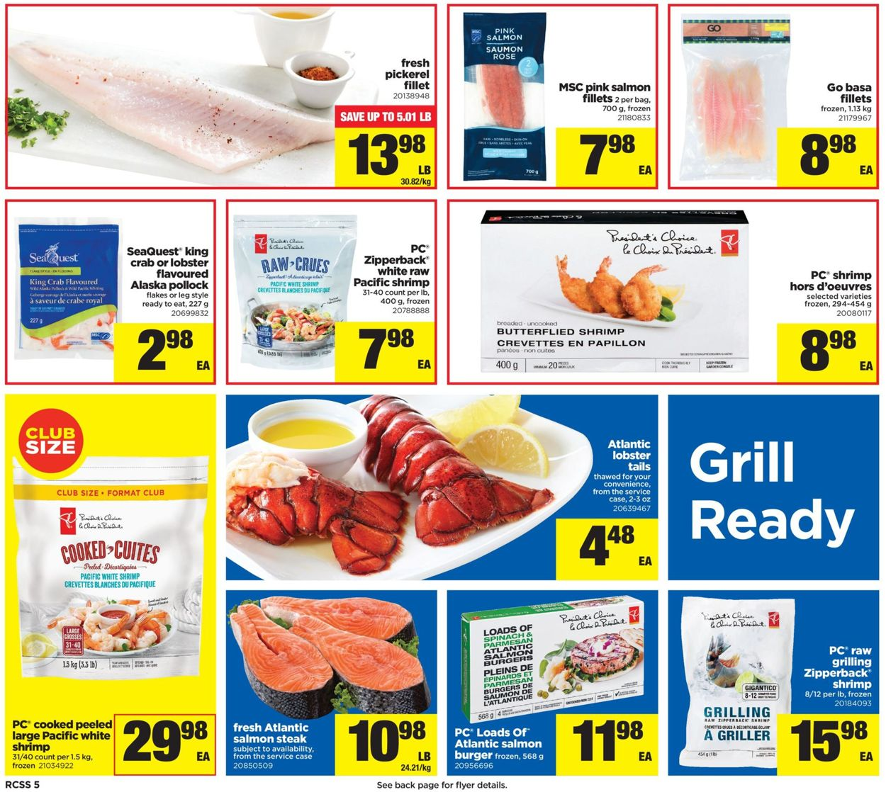 Real Canadian Superstore Flyer - 08/01-08/07/2019 (Page 5)