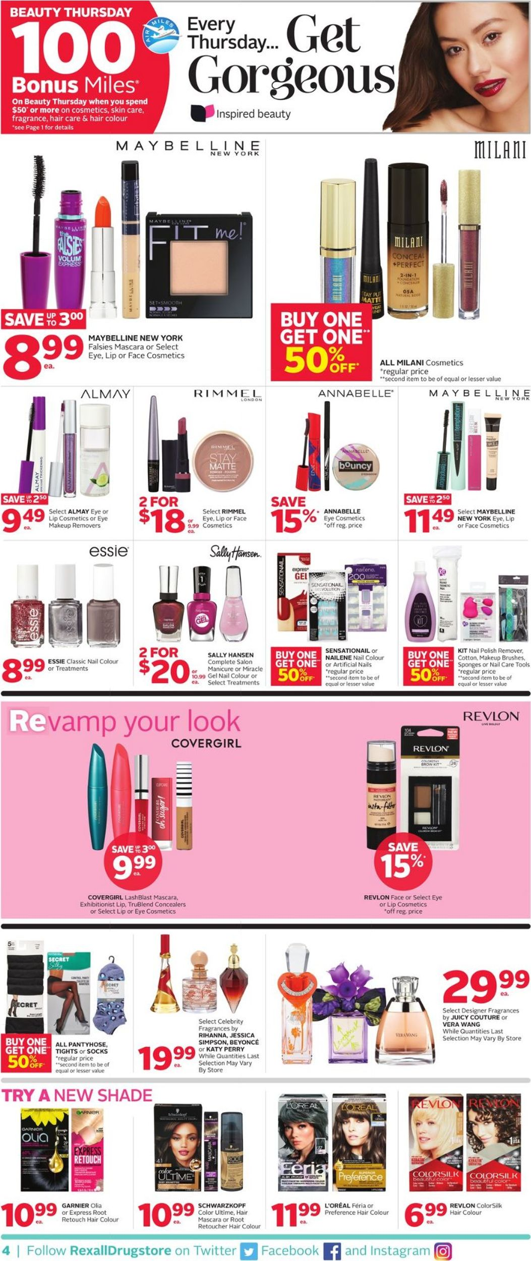 Rexall Flyer - 10/18-10/24/2019 (Page 5)
