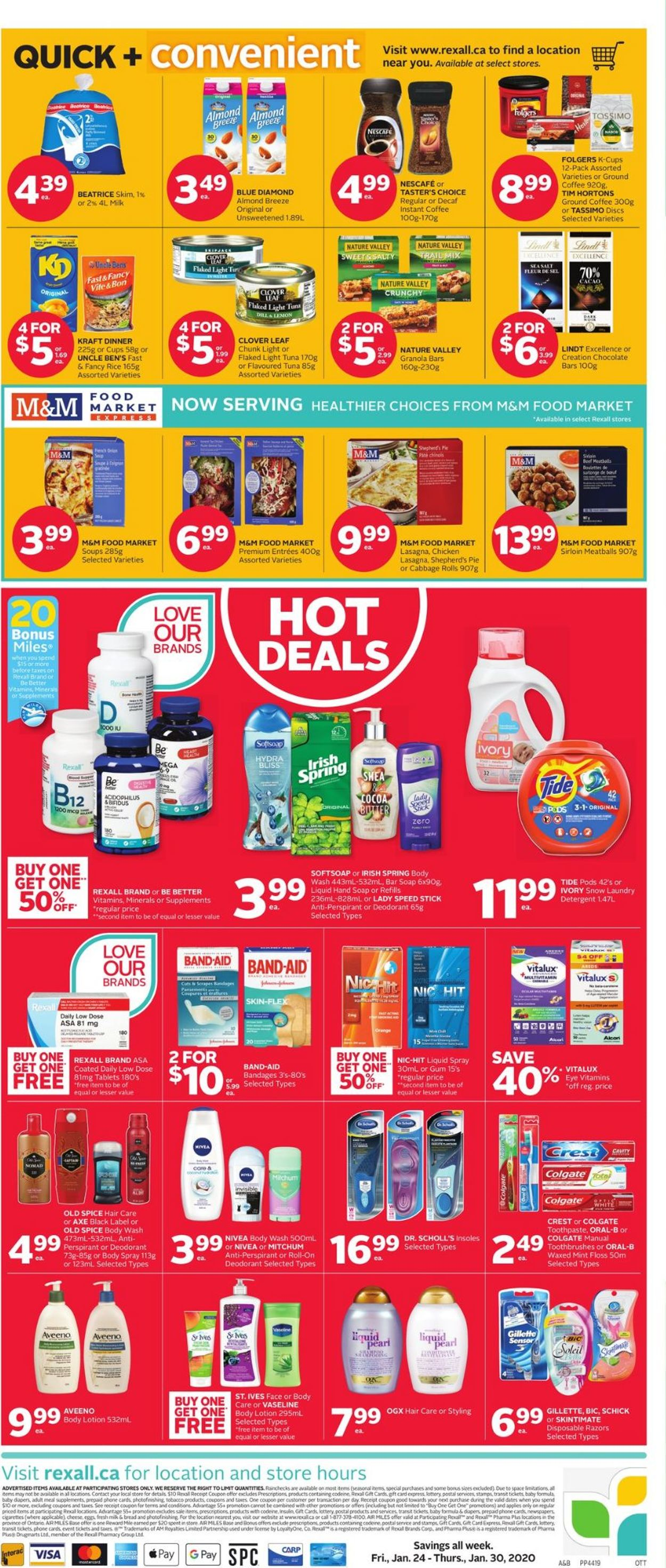 Rexall Flyer - 01/24-01/30/2020 (Page 2)