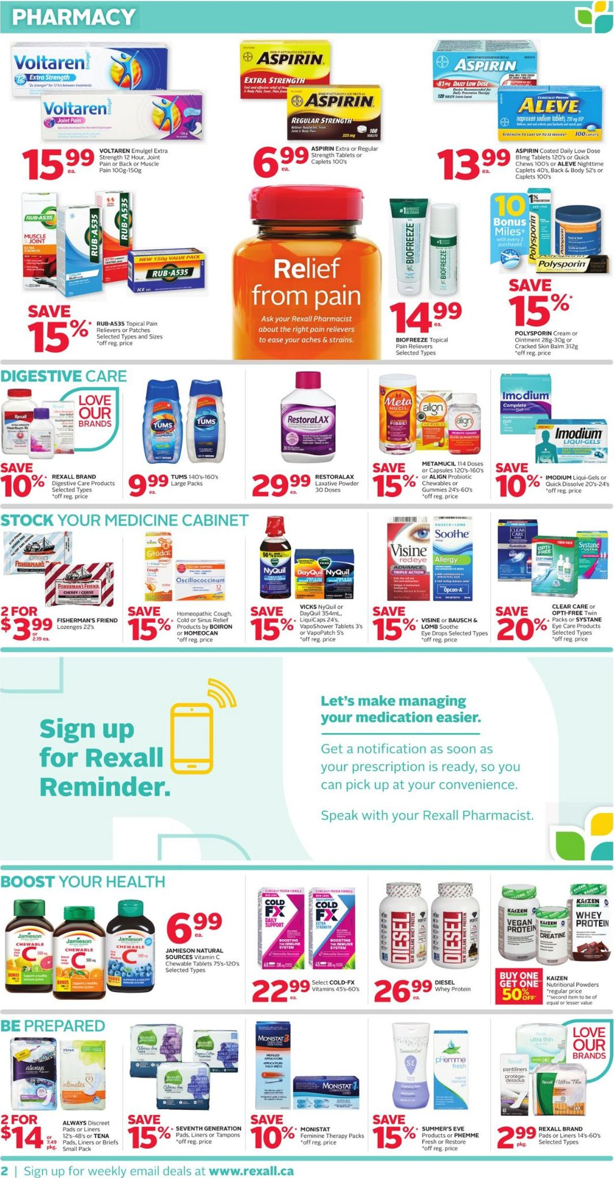 Rexall Flyer - 01/24-01/30/2020 (Page 4)