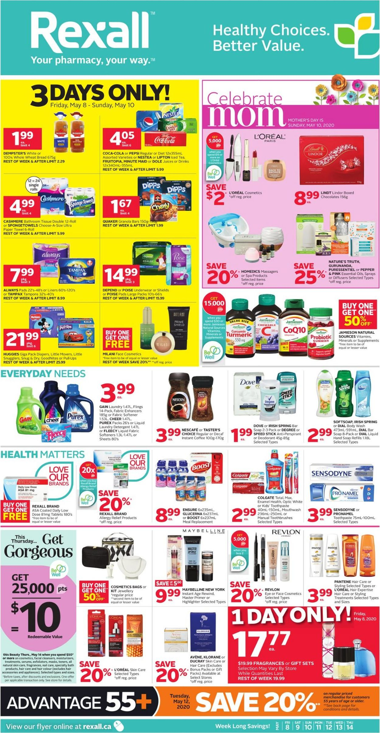 Rexall Flyer - 05/08-05/14/2020 (Page 4)