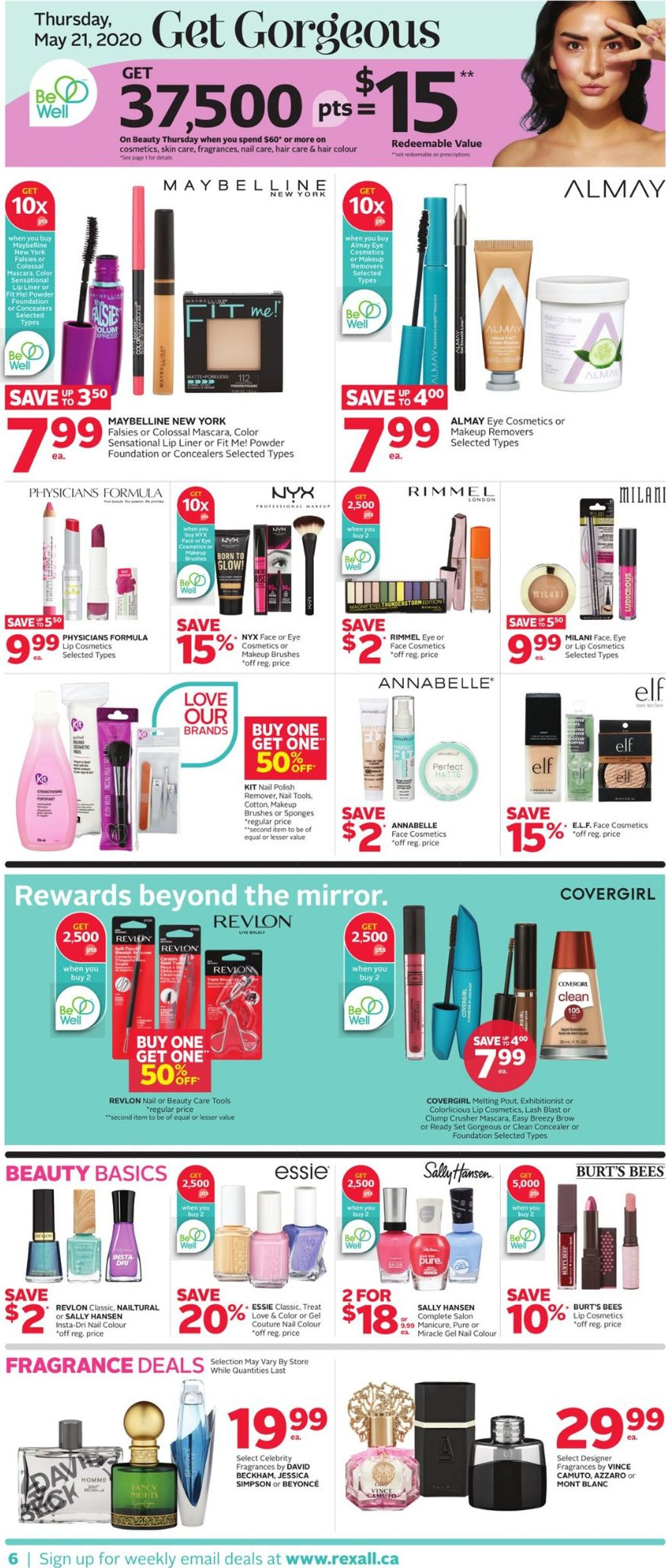 Rexall Flyer - 05/15-05/21/2020 (Page 10)