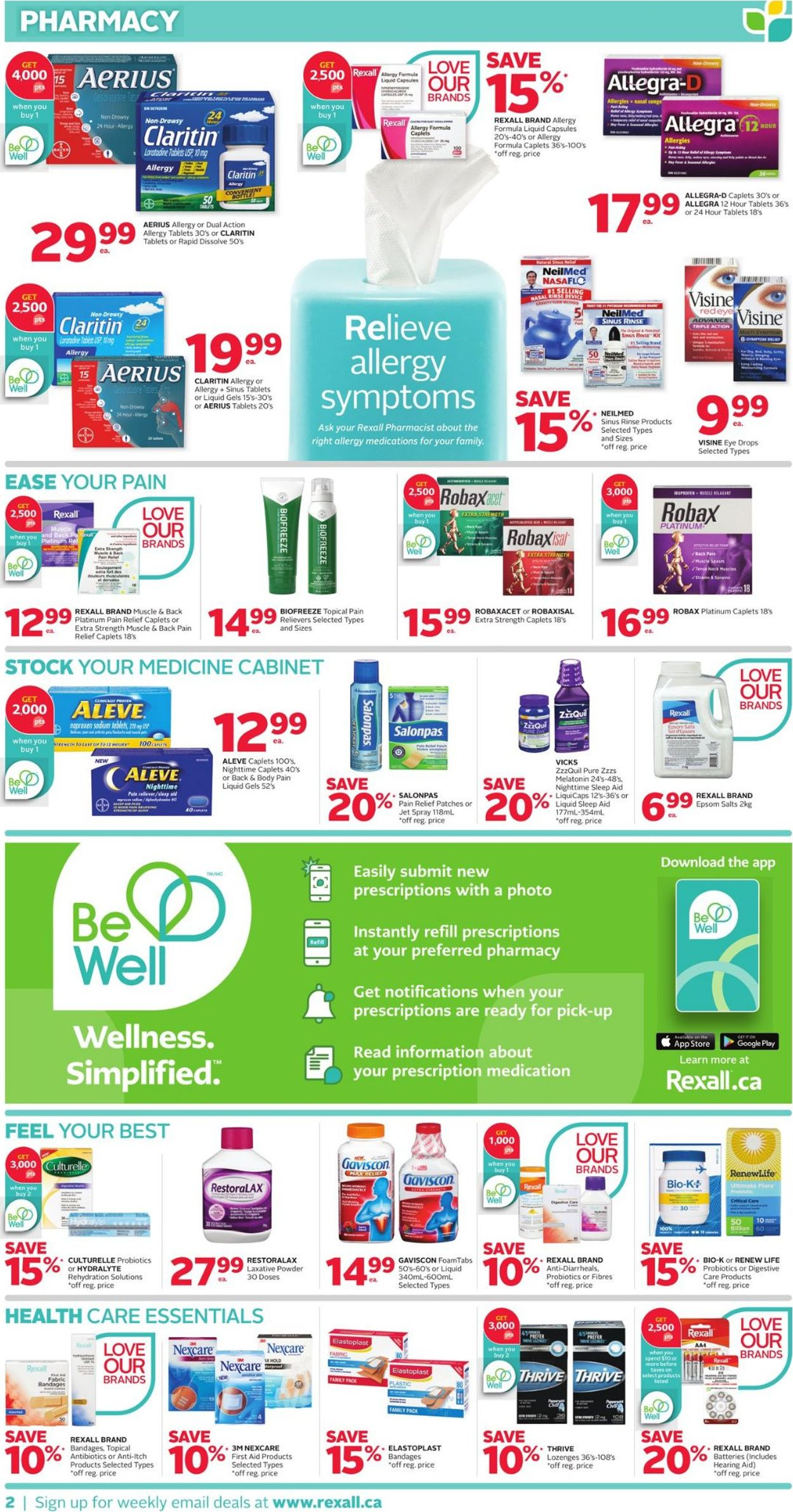 Rexall Flyer - 06/05-06/11/2020 (Page 4)