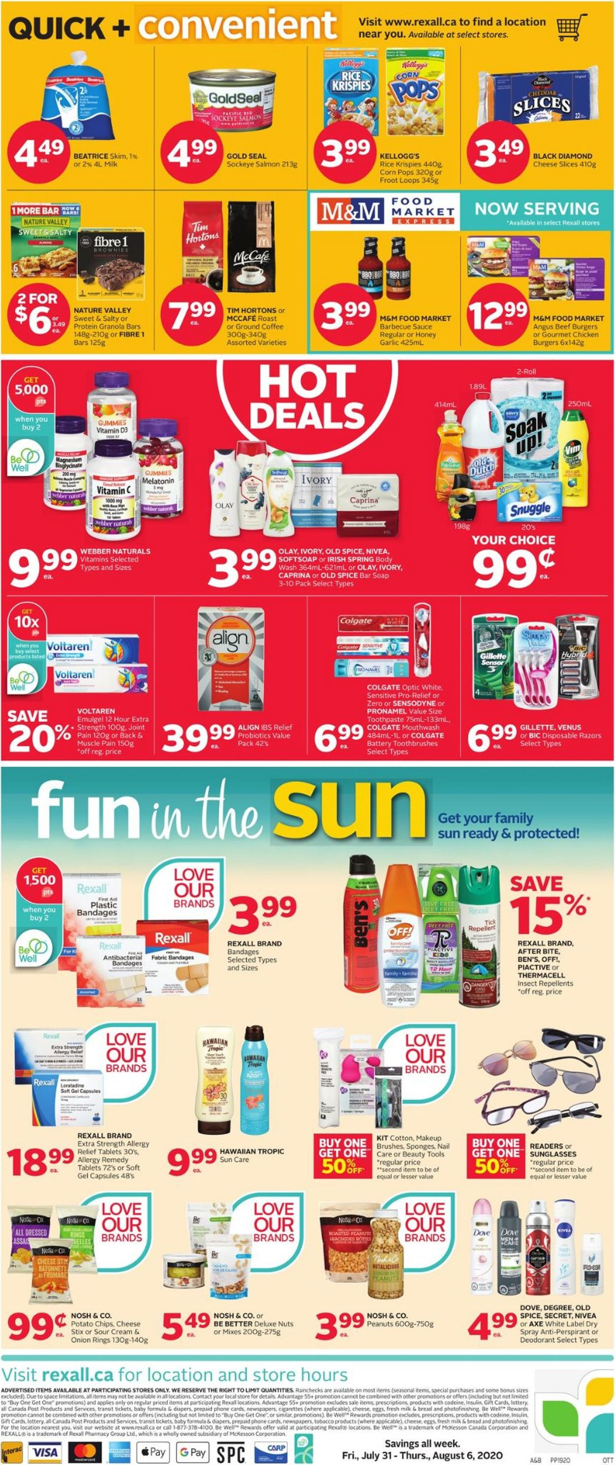 Rexall Flyer - 07/31-08/06/2020 (Page 2)