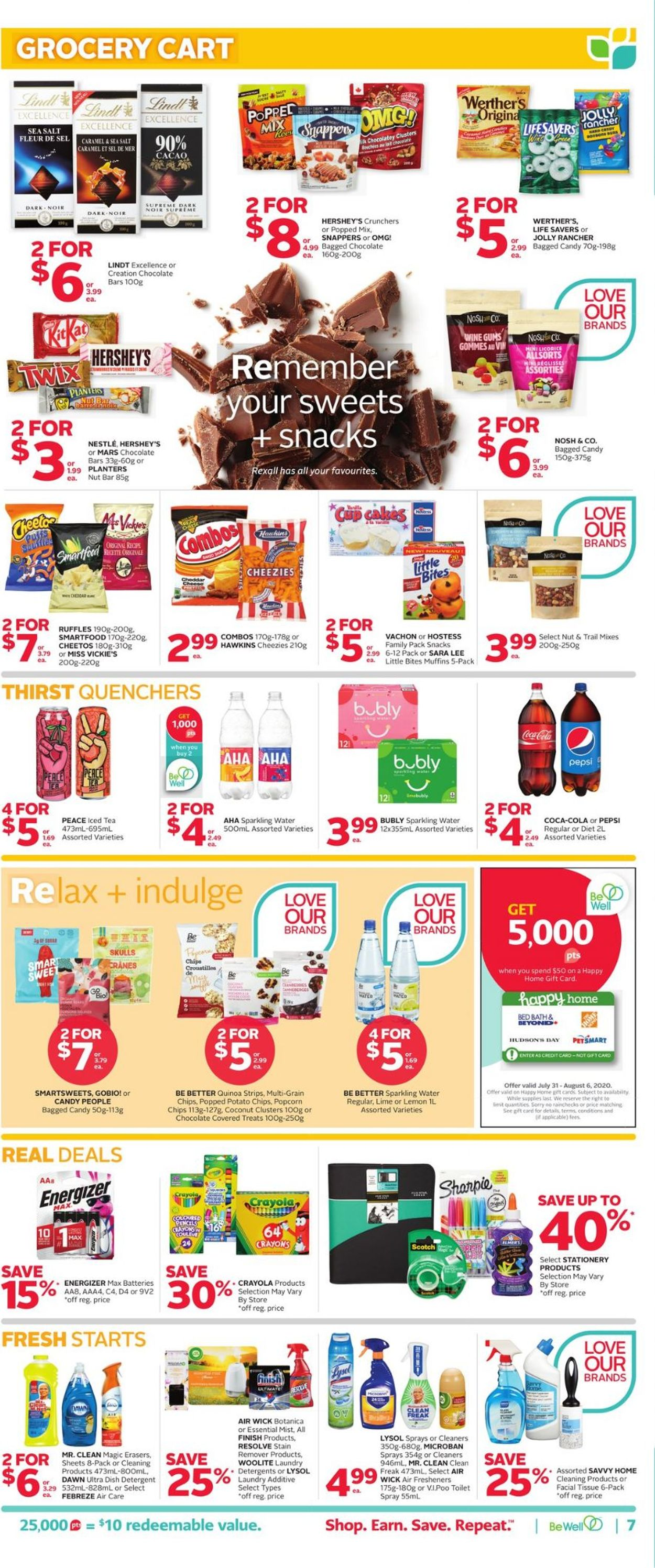 Rexall Flyer - 07/31-08/06/2020 (Page 8)