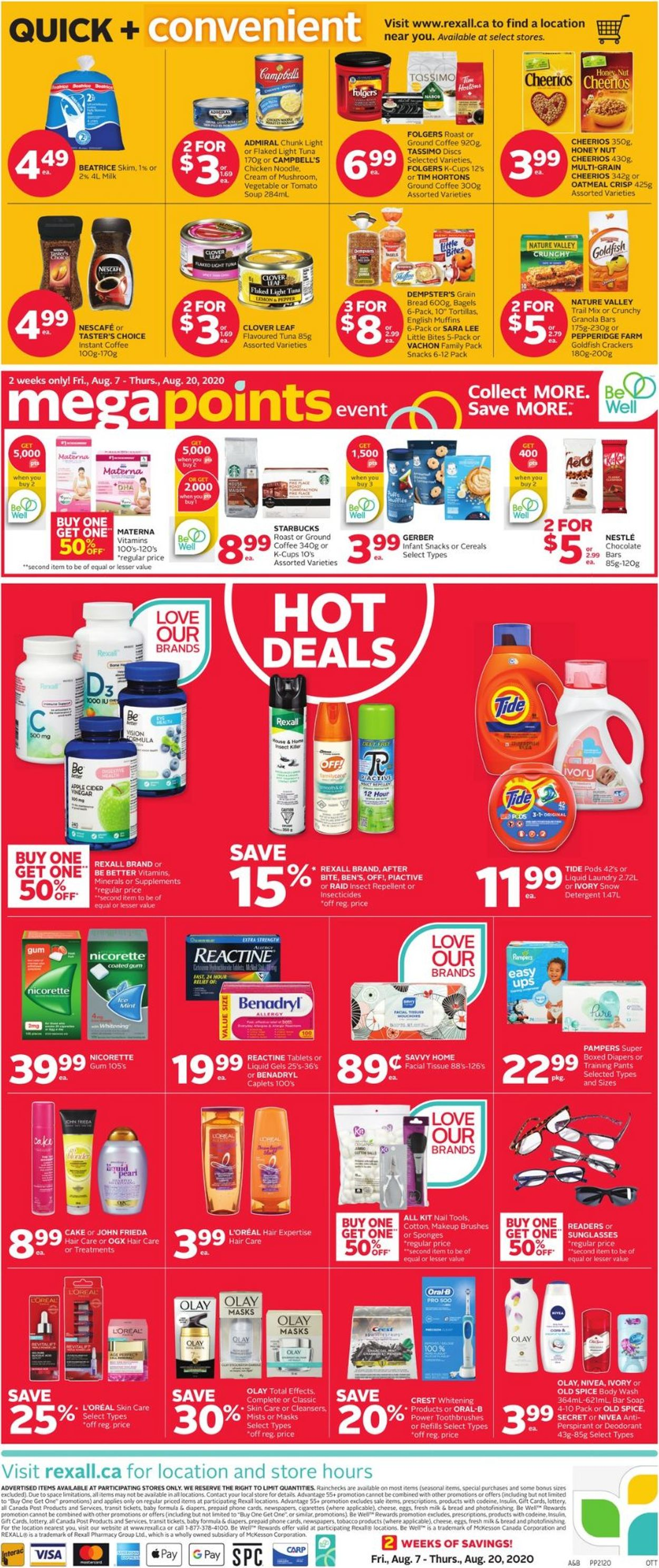 Rexall Flyer - 08/14-08/20/2020 (Page 2)