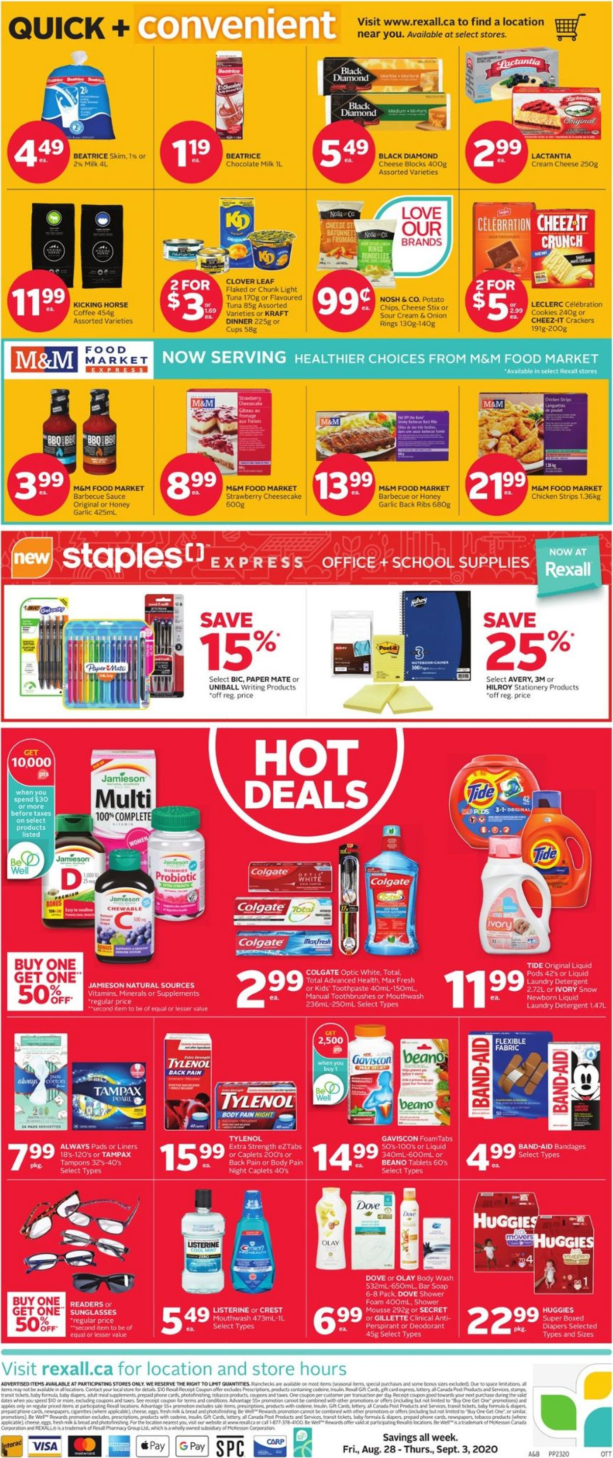 Rexall Flyer - 08/28-09/03/2020 (Page 3)