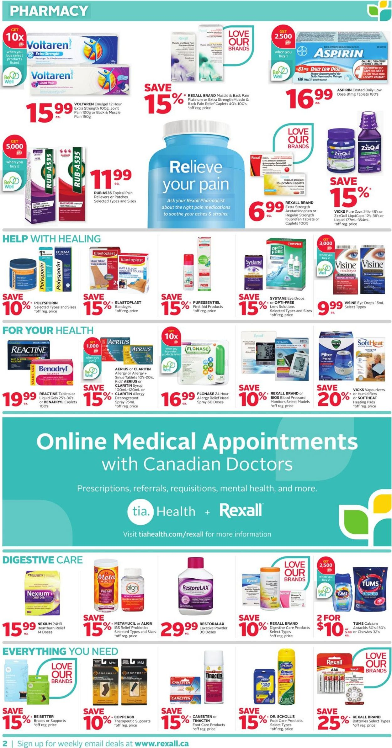 Rexall Flyer - 08/28-09/03/2020 (Page 4)