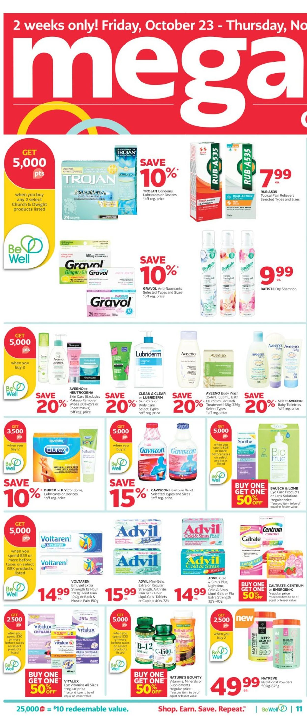 Rexall Flyer - 10/30-11/05/2020 (Page 3)
