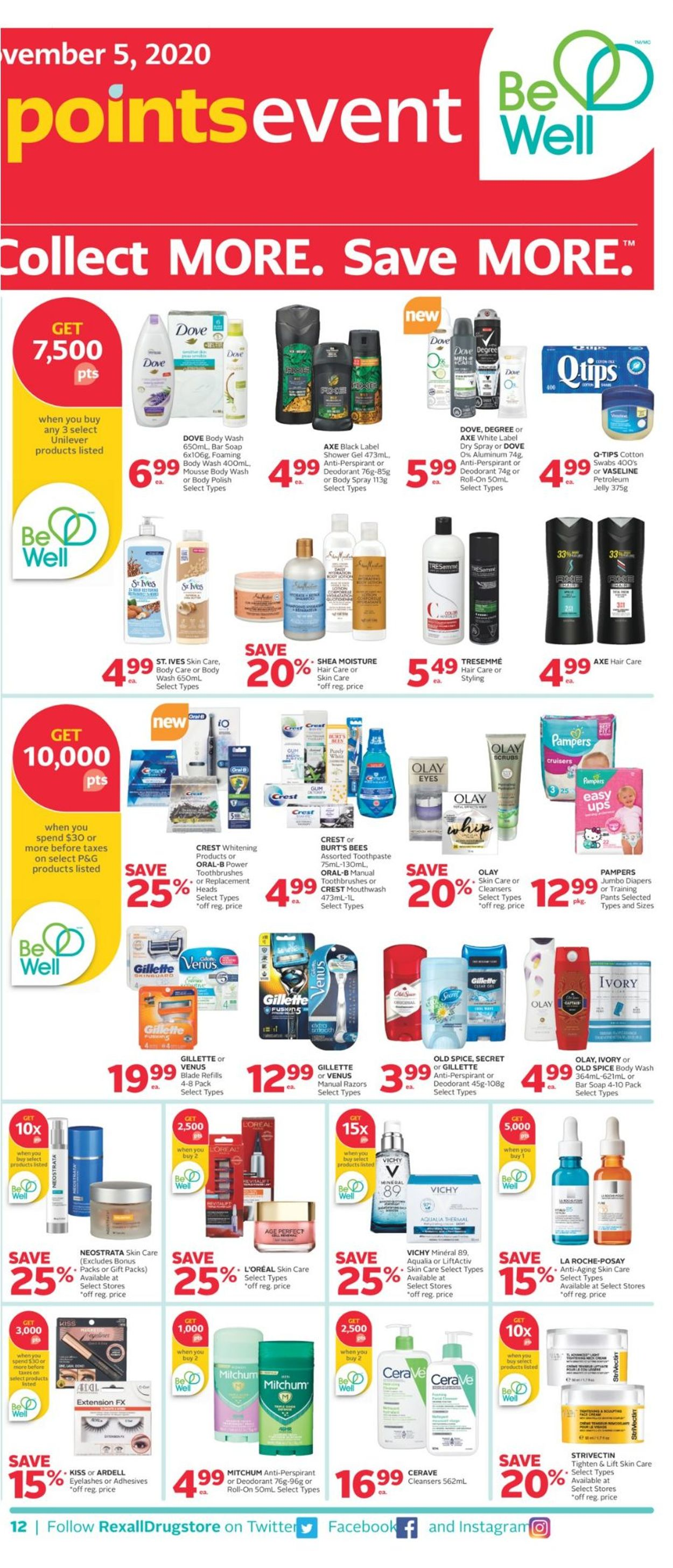 Rexall Flyer - 10/30-11/05/2020 (Page 4)
