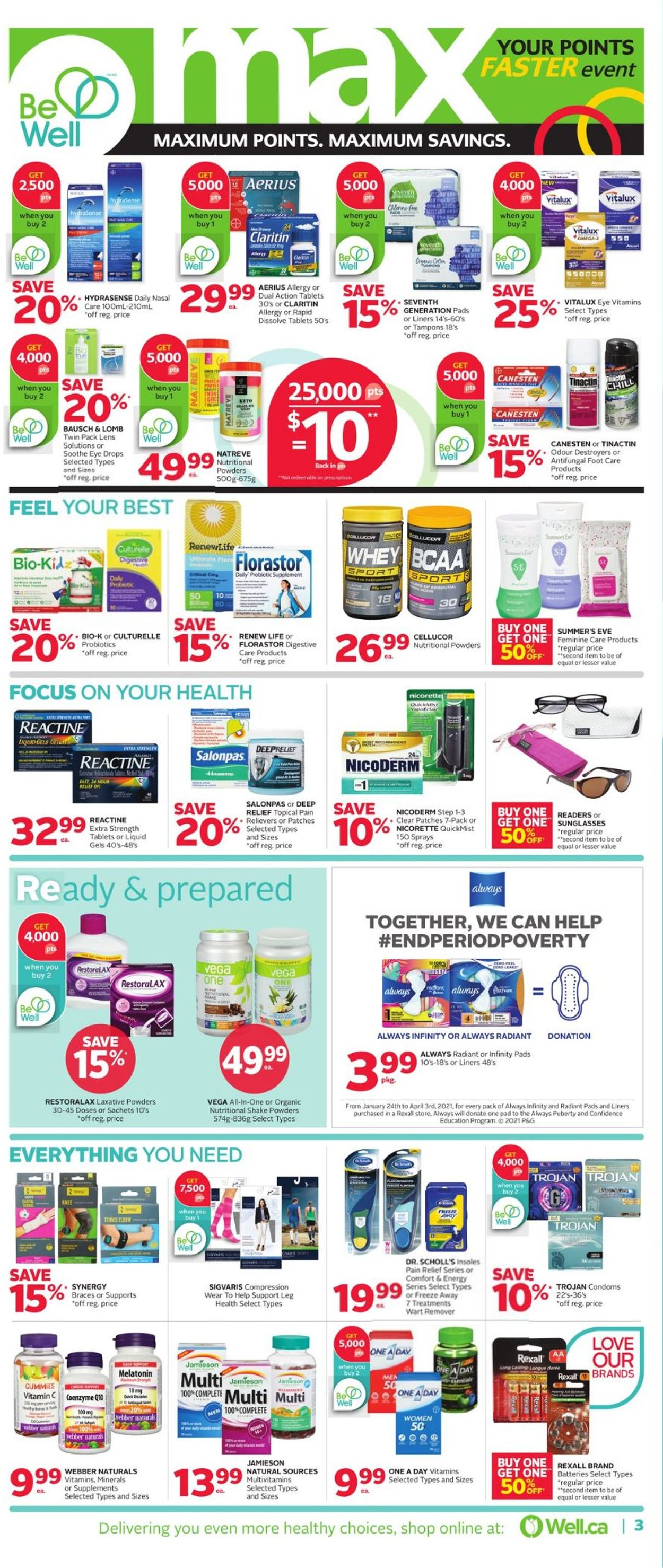 Rexall Flyer - 02/26-03/04/2021 (Page 6)