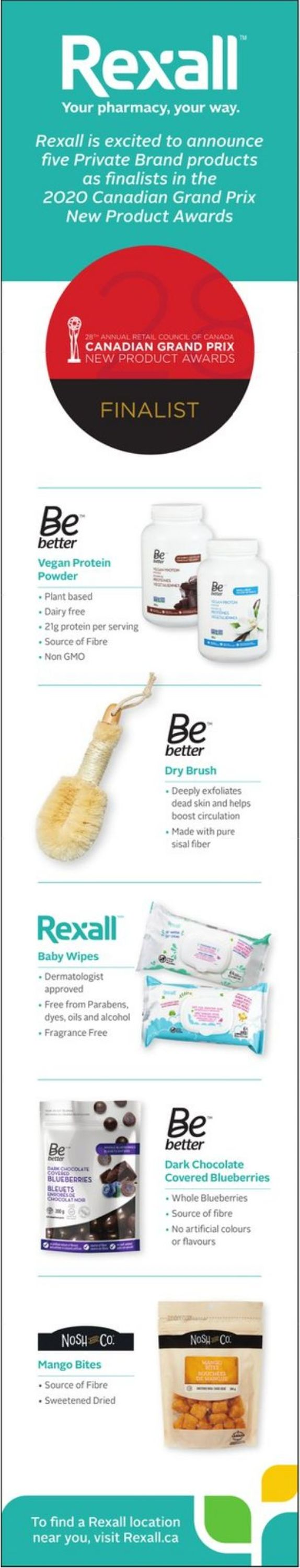Rexall Flyer - 05/14-05/20/2021 (Page 5)