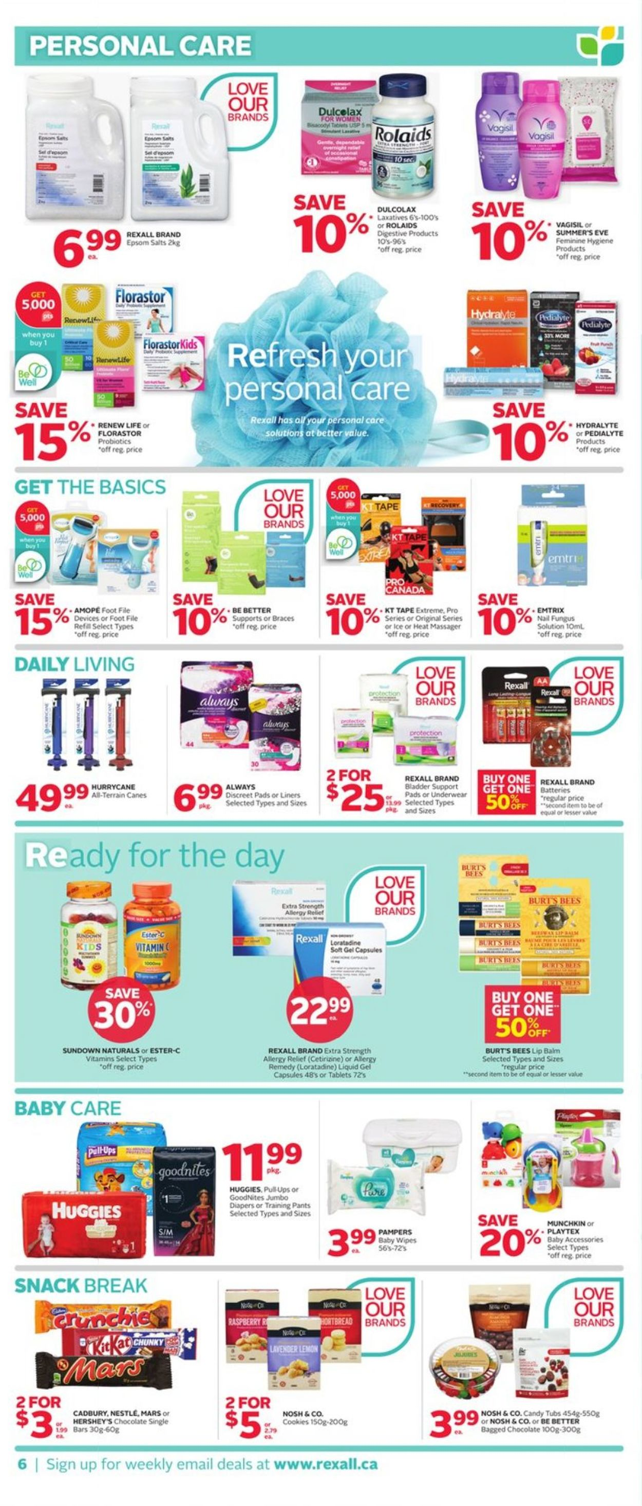 Rexall Flyer - 05/14-05/20/2021 (Page 9)