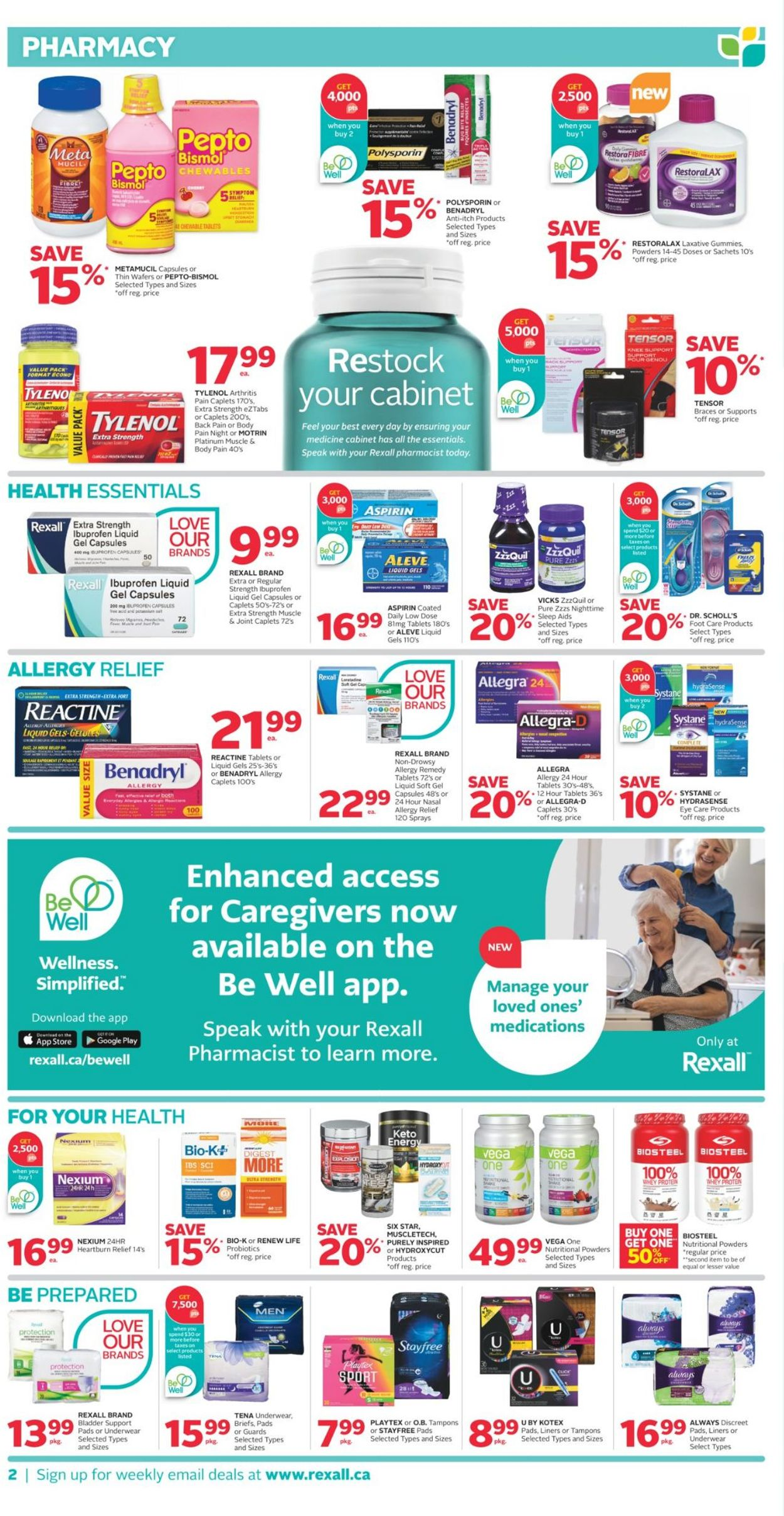 Rexall Flyer - 05/28-06/03/2021 (Page 4)