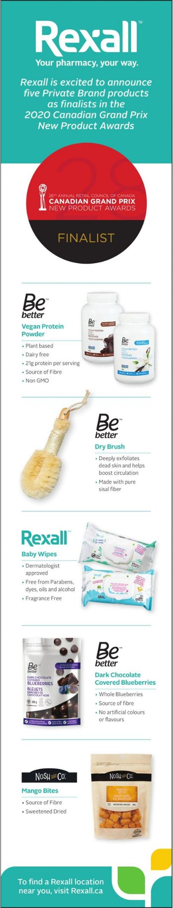 Rexall Flyer - 05/28-06/03/2021 (Page 10)